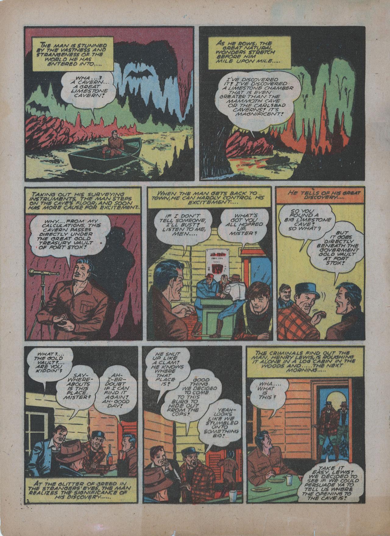 Read online Detective Comics (1937) comic -  Issue #48 - 4