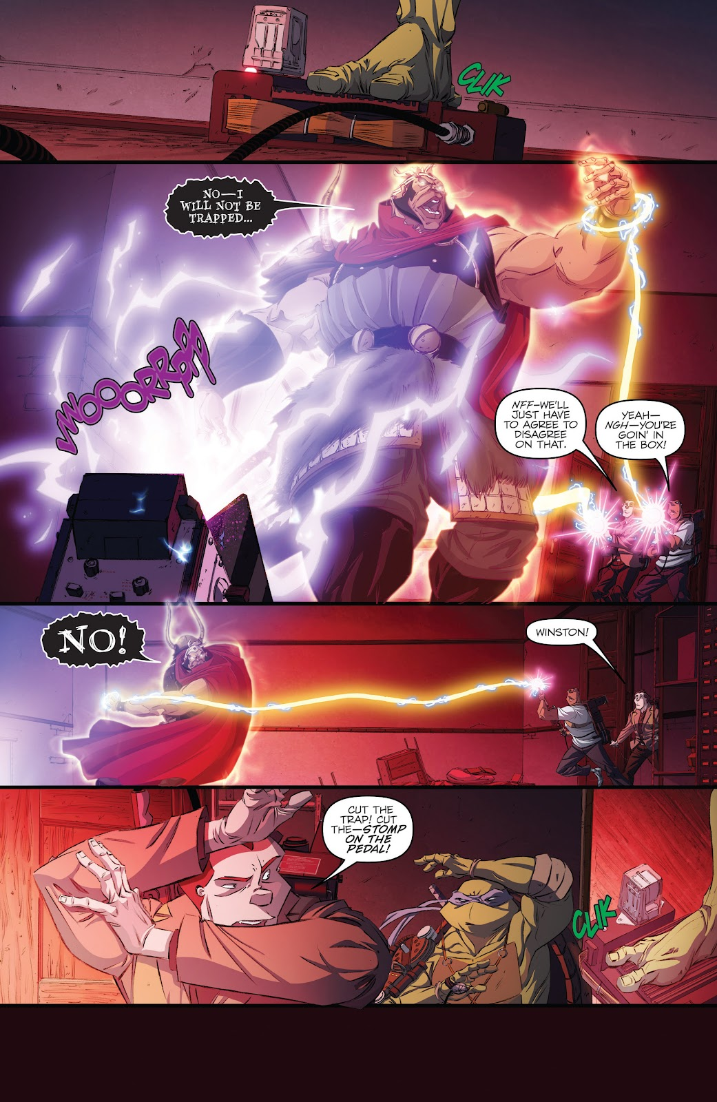 Read online Teenage Mutant Ninja Turtles: The IDW Collection comic -  Issue # TPB 5 (Part 3) - 52