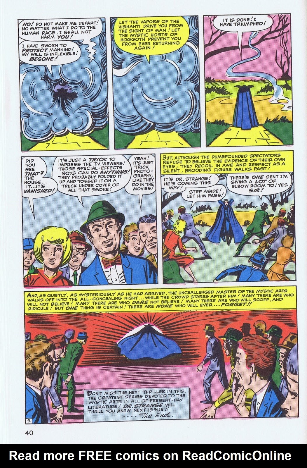Doctor Strange: Master of the Mystic Arts issue TPB - Page 38