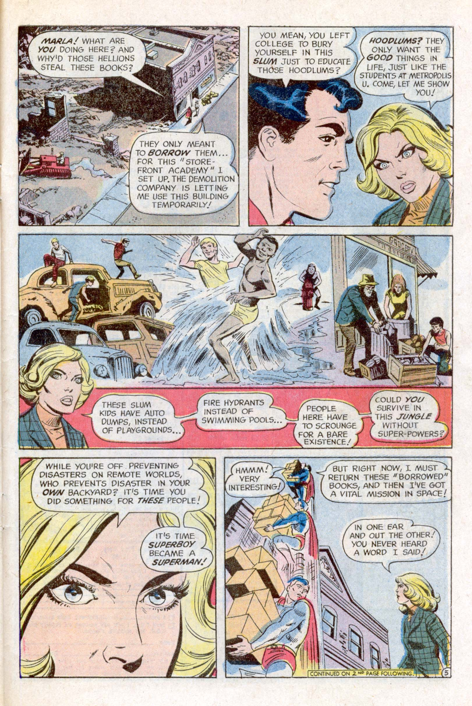 Read online Action Comics (1938) comic -  Issue #393 - 28