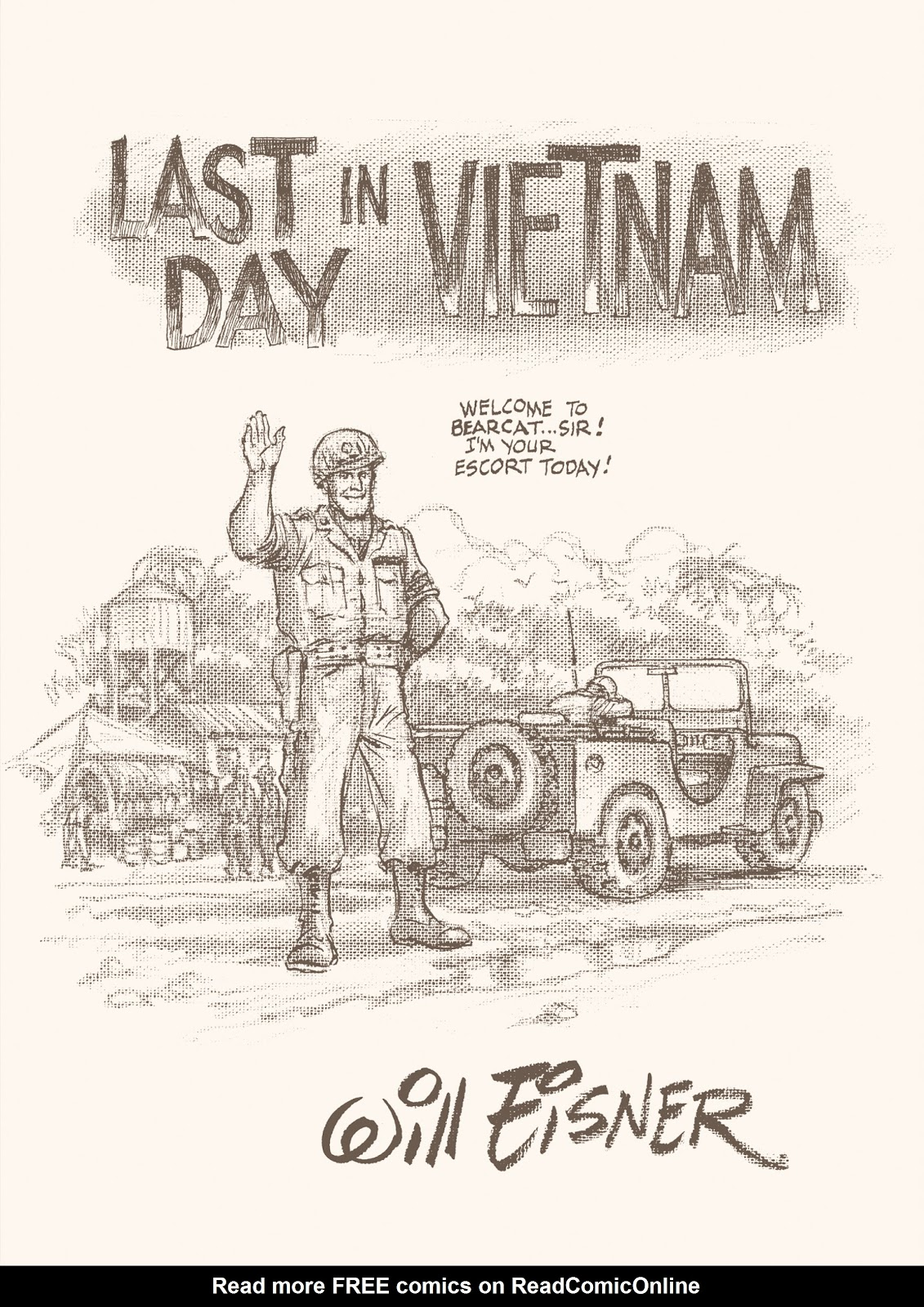 Read online Last Day in Vietnam comic -  Issue # TPB - 13