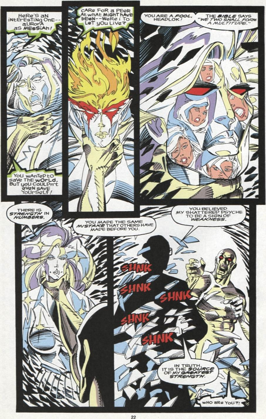 Read online Alpha Flight (1983) comic -  Issue #104 - 17