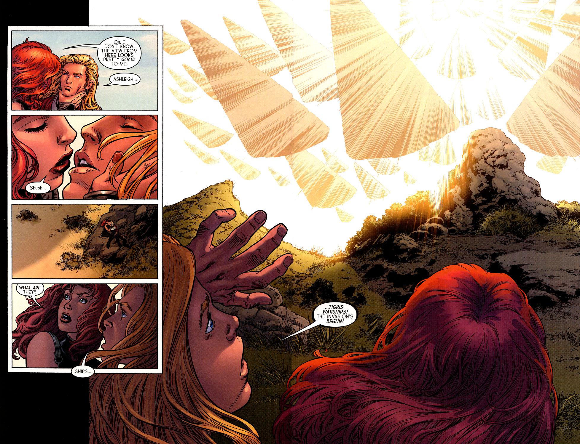 Read online Scion comic -  Issue #40 - 8