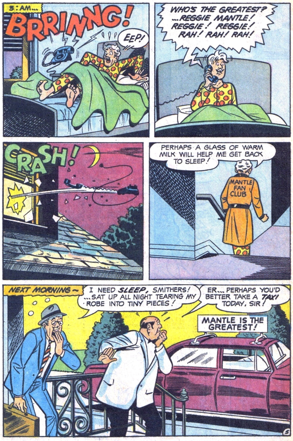 Read online Archie (1960) comic -  Issue #178 - 32
