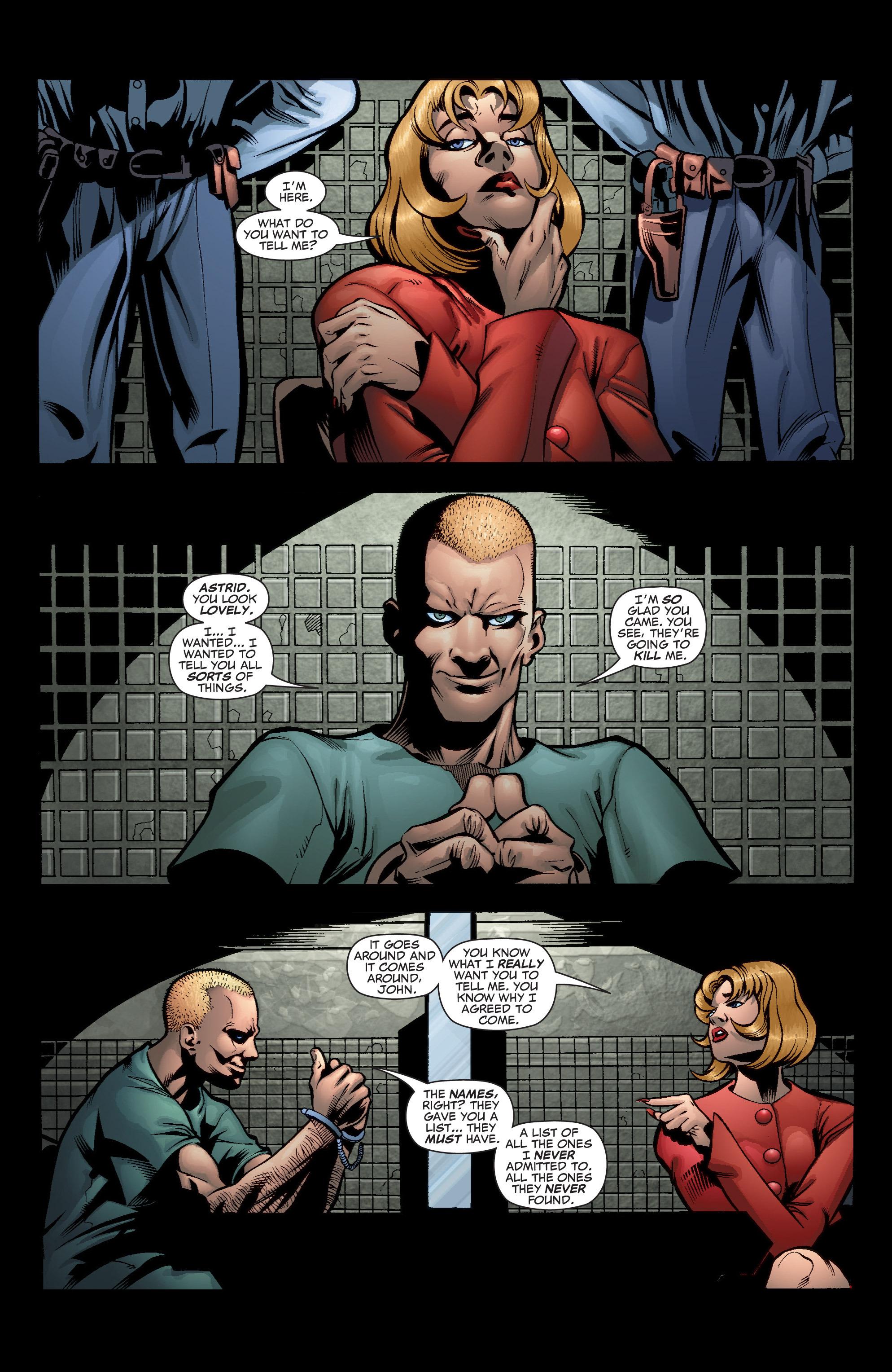 Read online Shadowman (1999) comic -  Issue #3 - 12