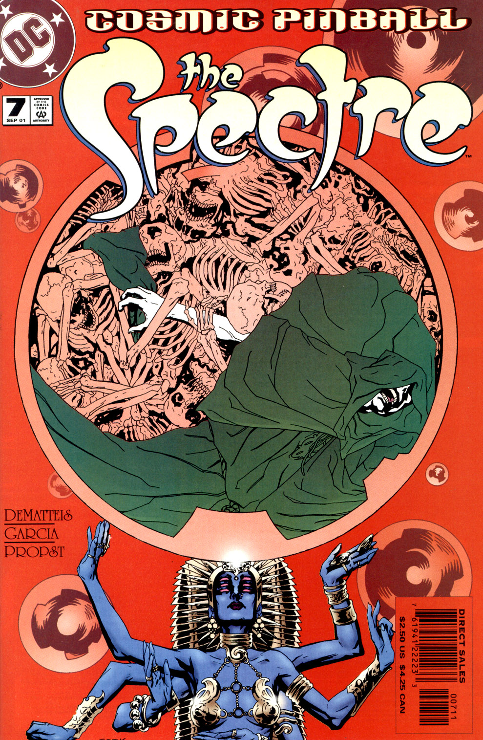 The Spectre (2001) issue 7 - Page 2