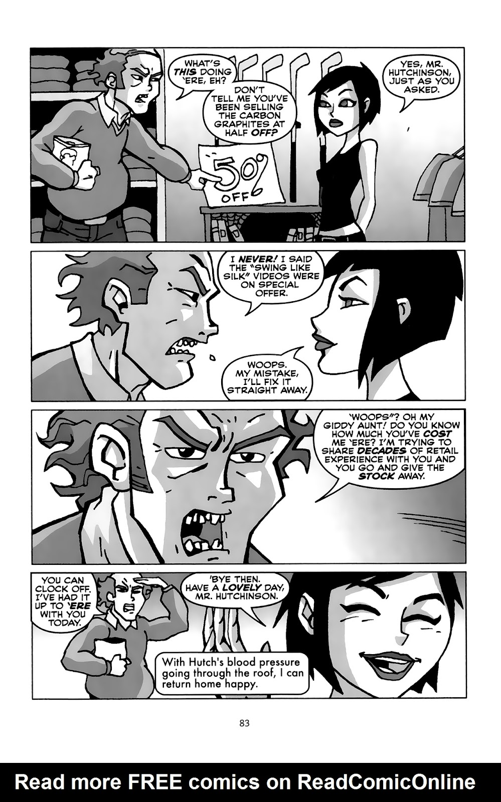 Read online Clubbing comic -  Issue # TPB - 80