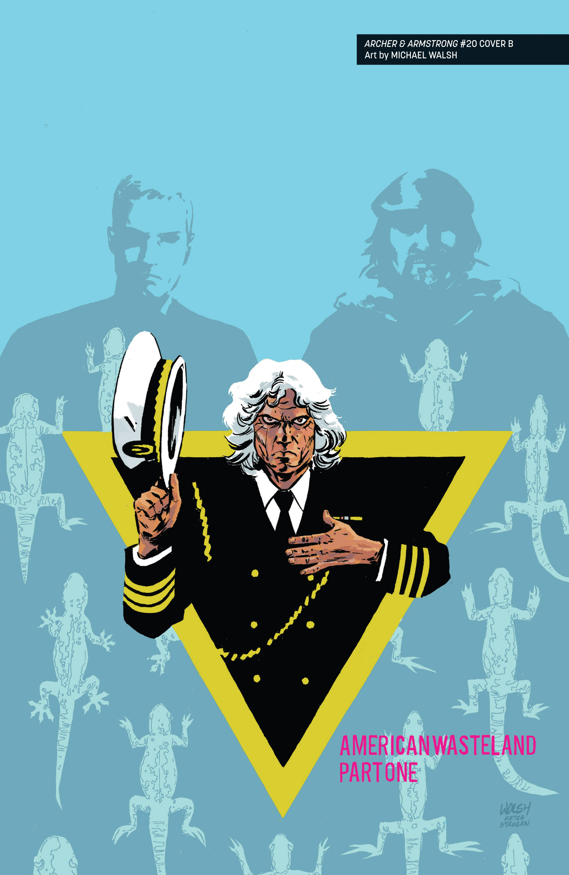 Read online Archer and Armstrong comic -  Issue #Archer and Armstrong _TPB 6 - 109