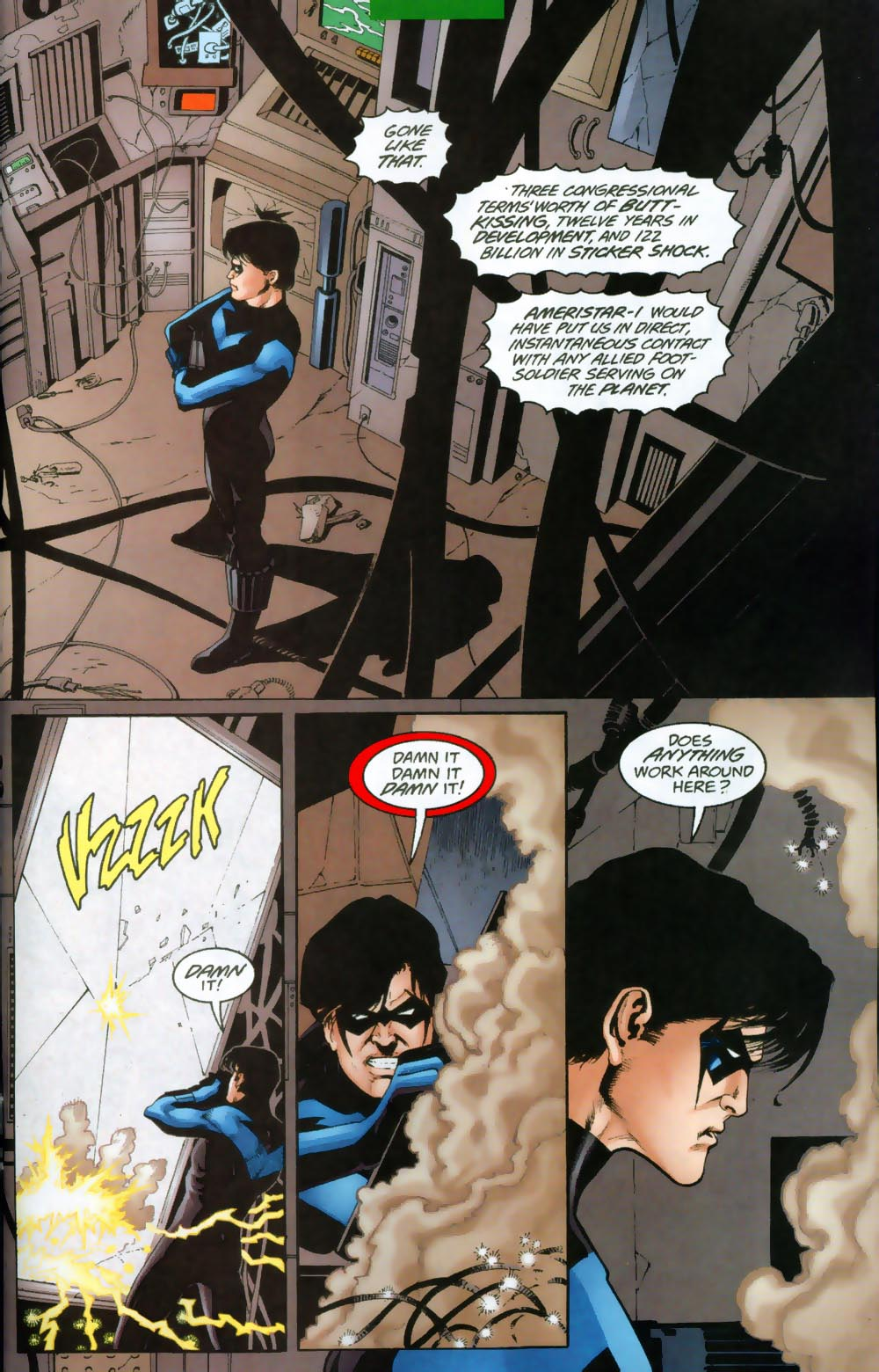 Read online The Titans (1999) comic -  Issue #47 - 4