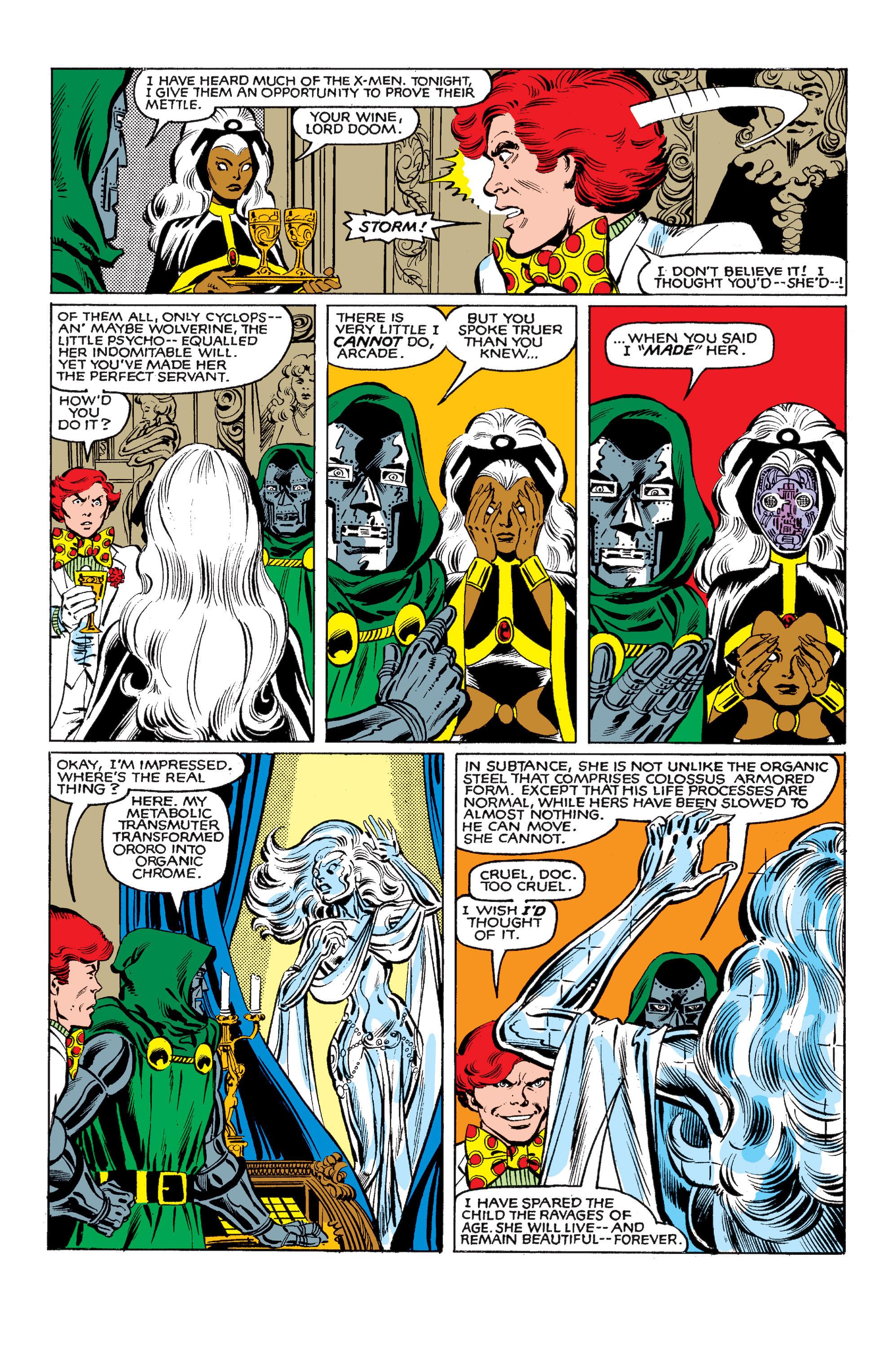 Read online Uncanny X-Men (1963) comic -  Issue #146 - 7