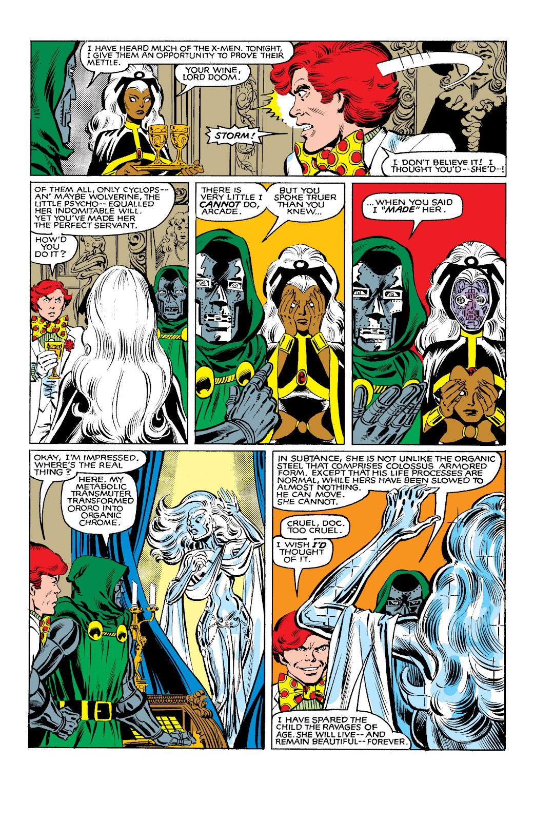 Uncanny X-Men (1963) issue 146 - Page 7