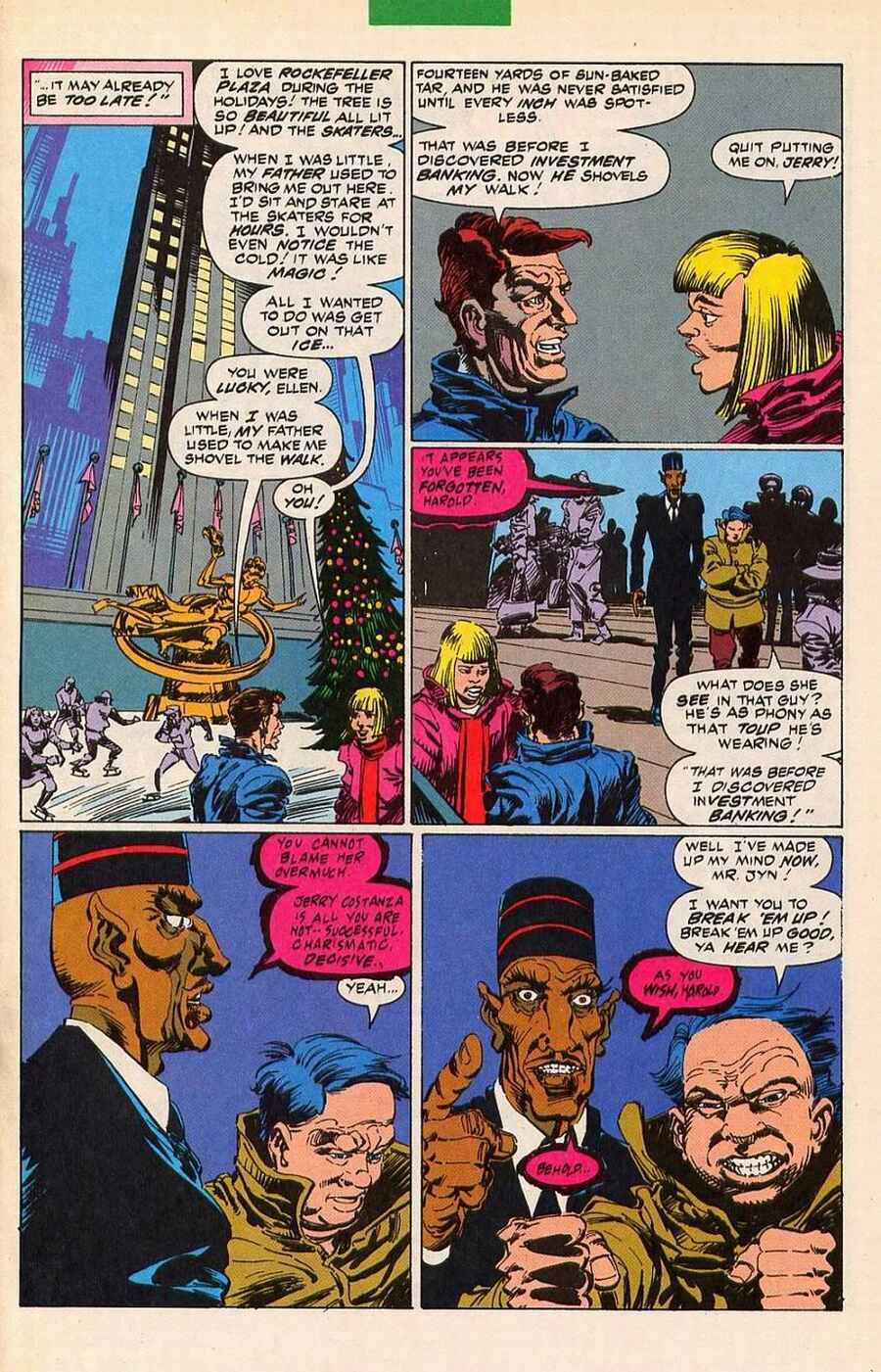 Read online Sleepwalker Holiday Special comic -  Issue # Full - 18