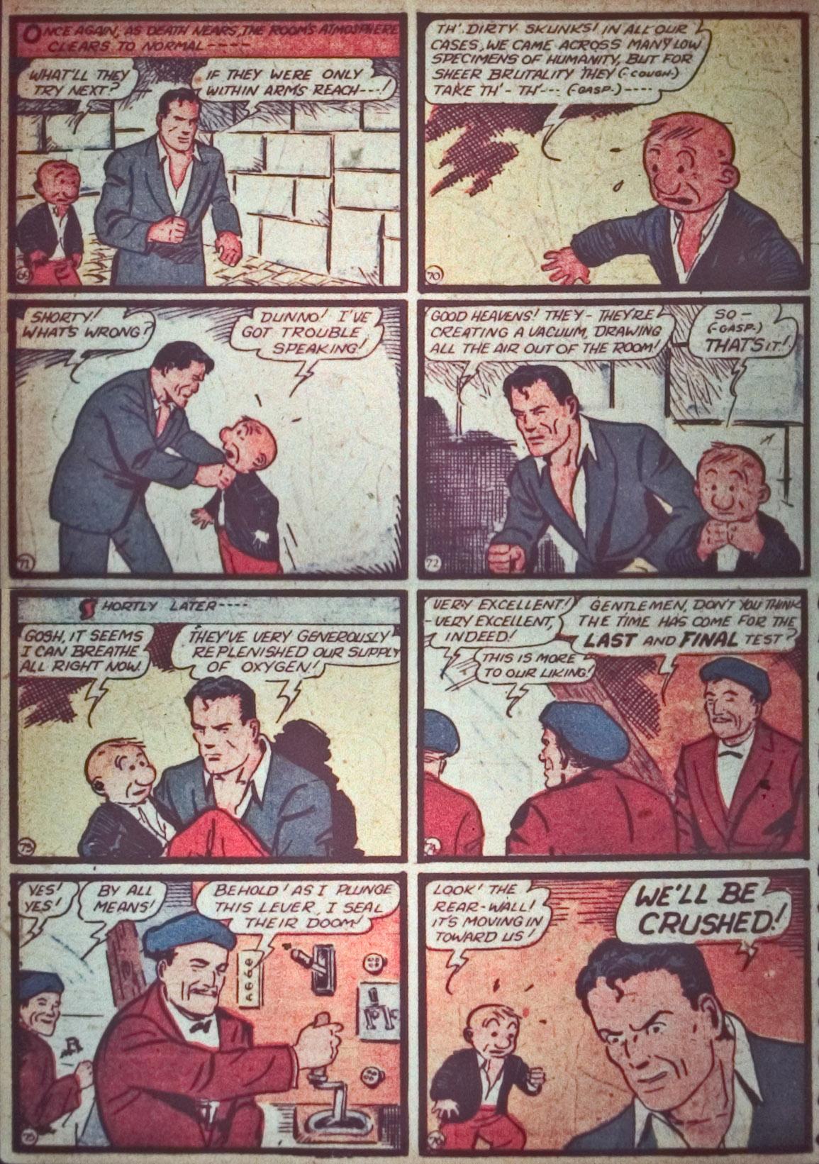 Read online Detective Comics (1937) comic -  Issue #26 - 12