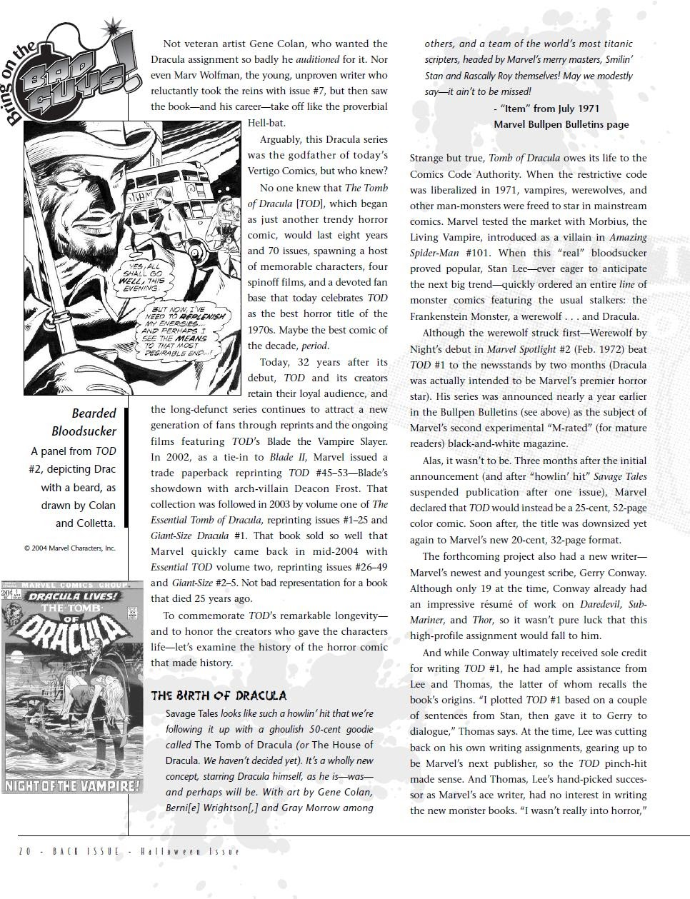 Back Issue issue 6 - Page 21