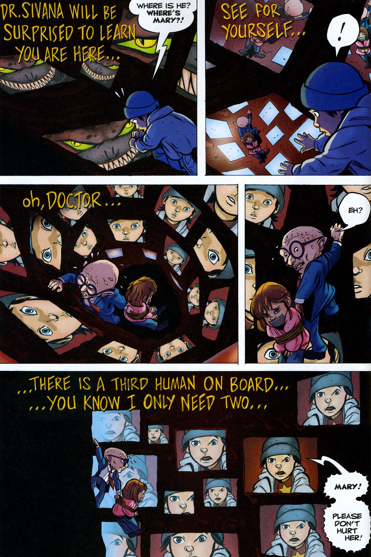 Read online Shazam!: The Monster Society of Evil comic -  Issue #4 - 10