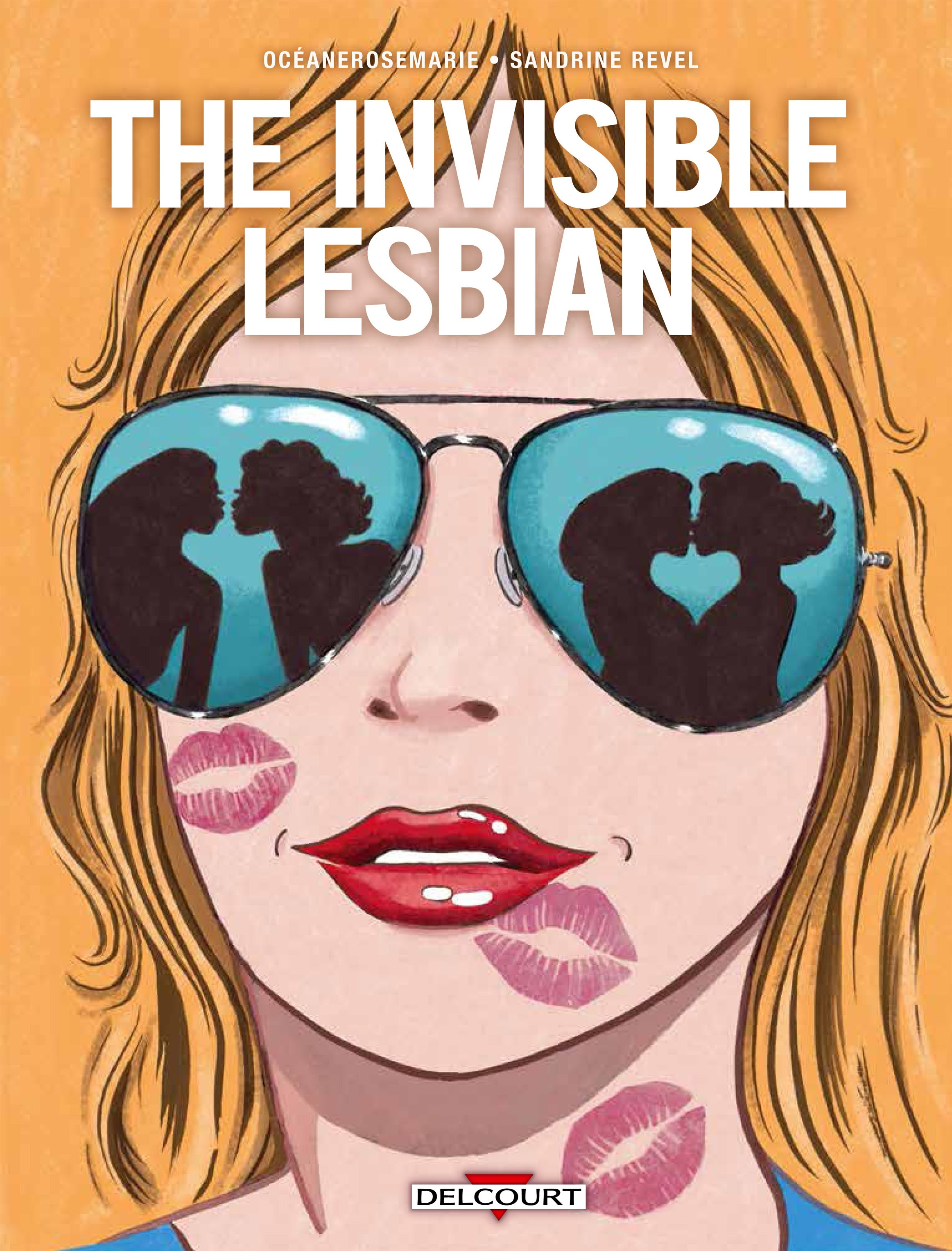 The Invisible Lesbian TPB Page 1