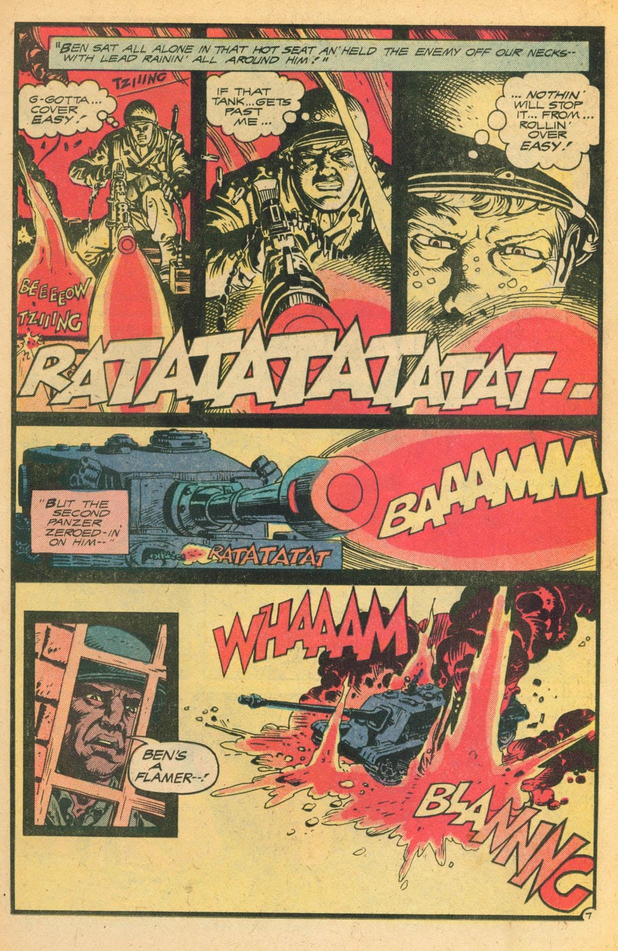 Read online Sgt. Rock comic -  Issue #329 - 11