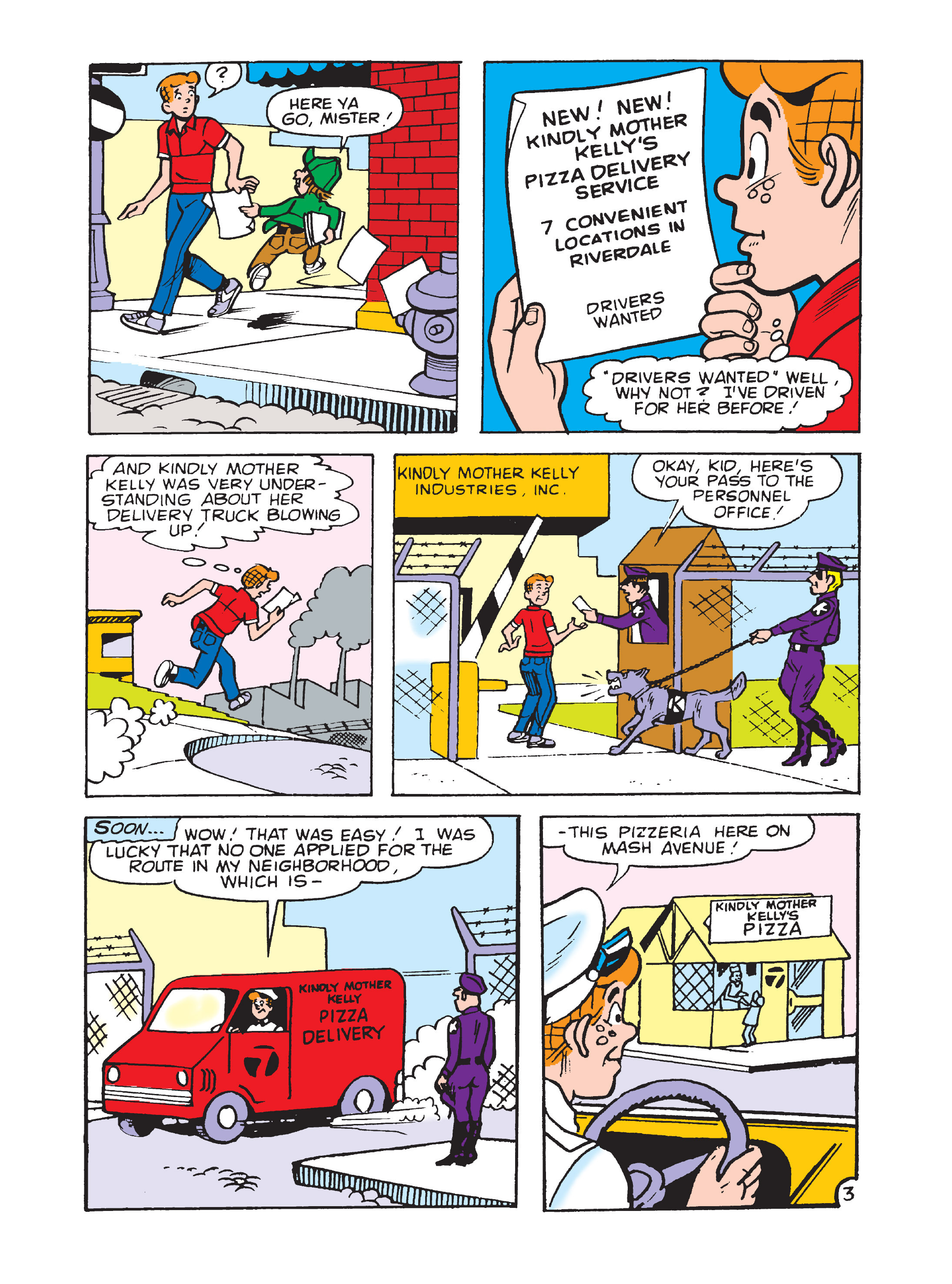 Read online Archie 75th Anniversary Digest comic -  Issue #1 - 77