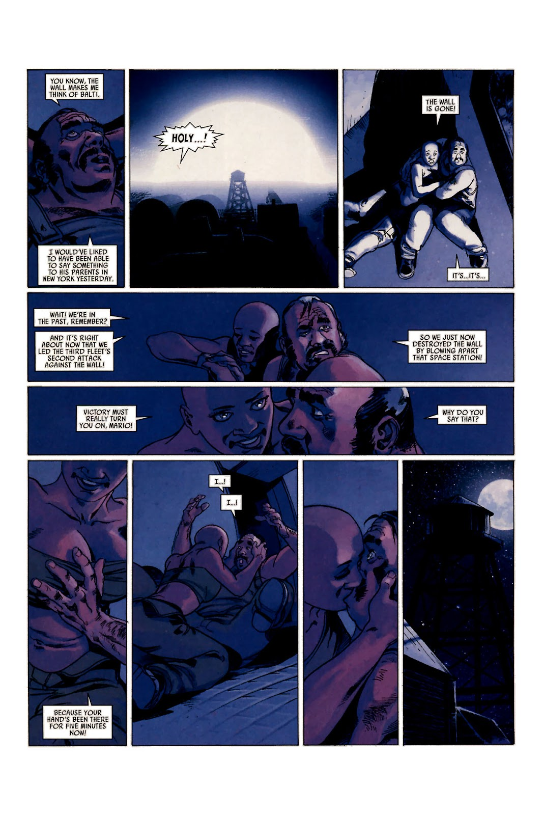 Read online Universal War One: Revelations comic -  Issue #1 - 31