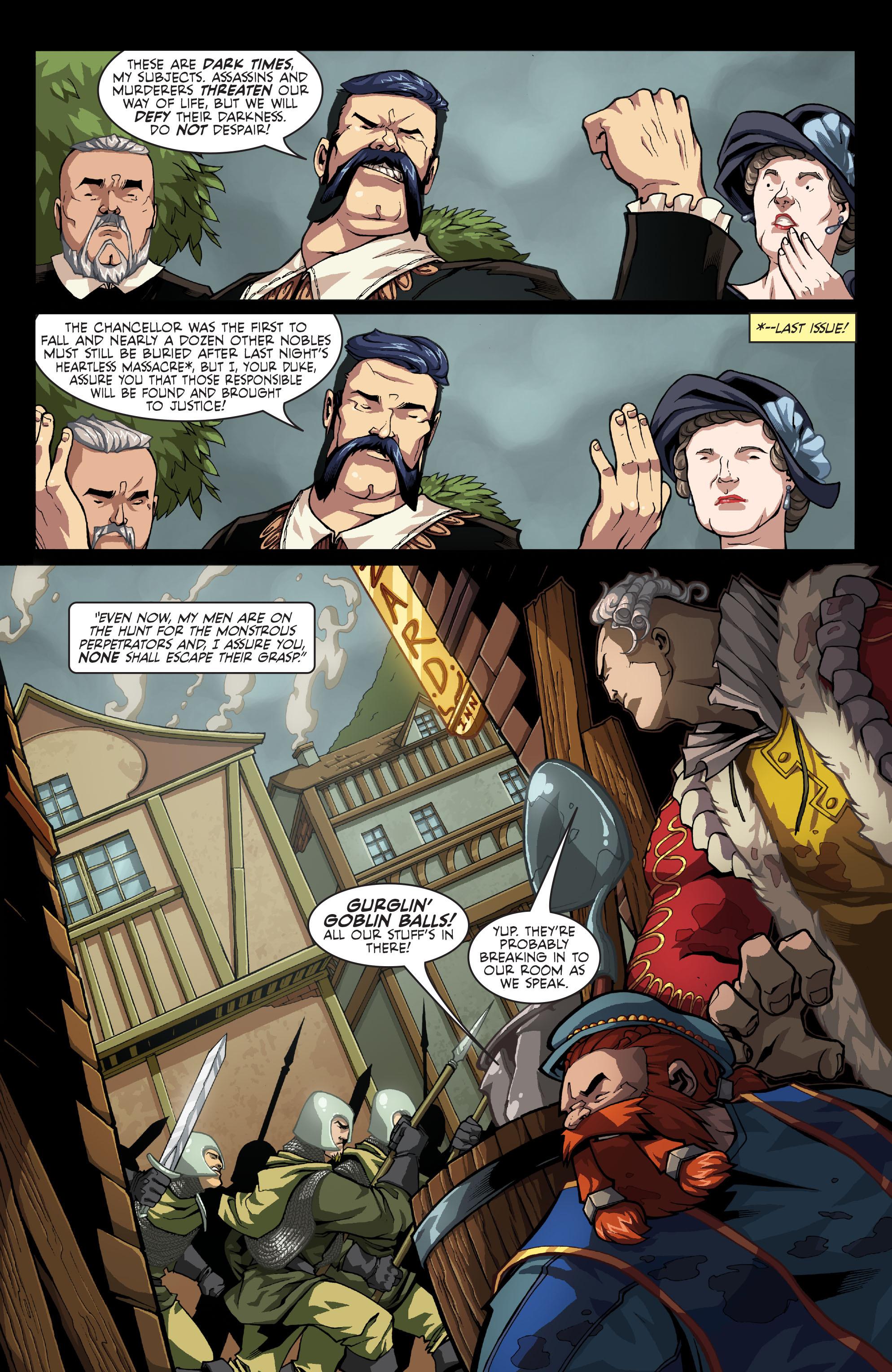 Read online Skullkickers comic -  Issue #8 - 4
