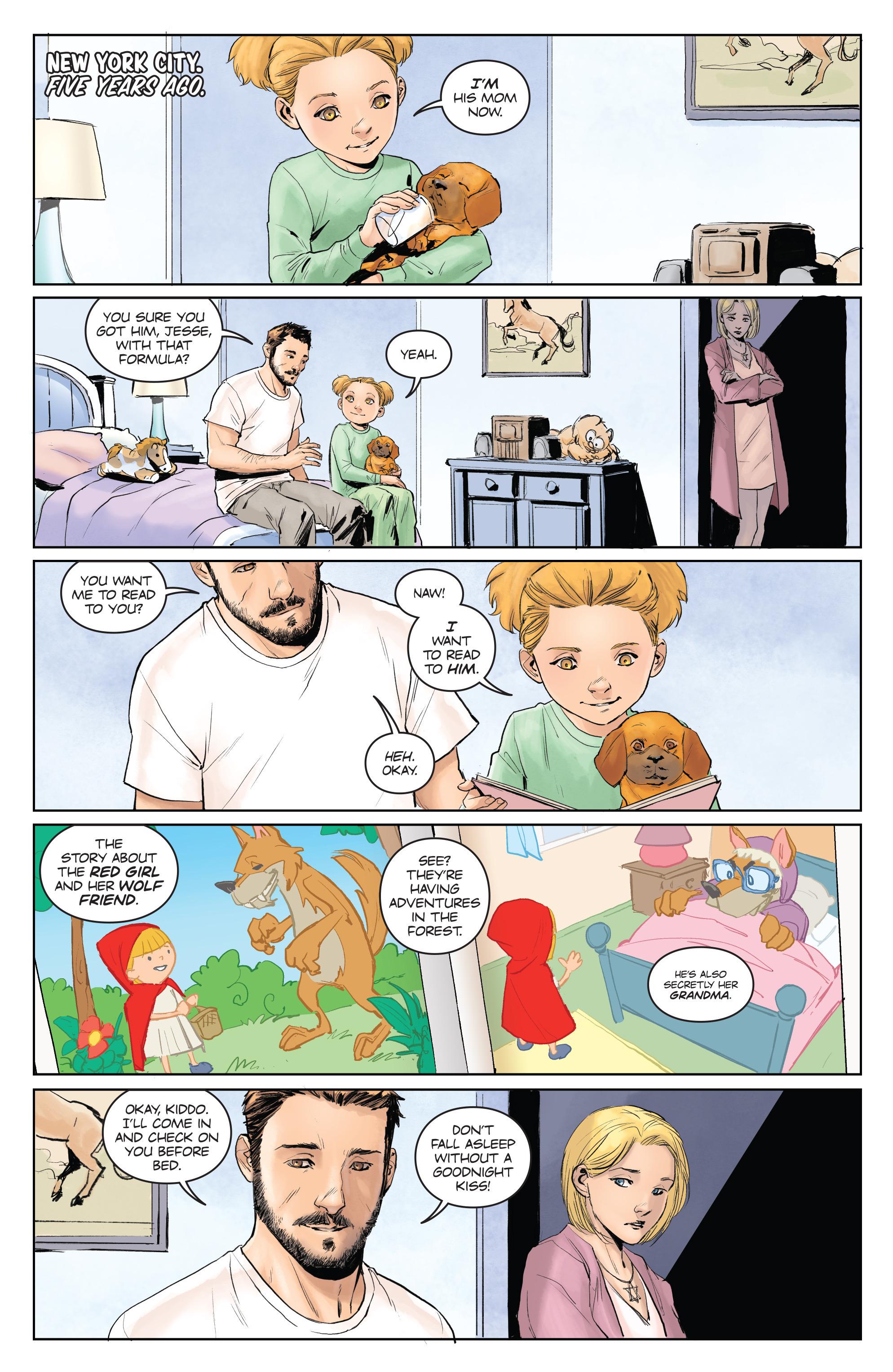Read online Animosity comic -  Issue #4 - 3
