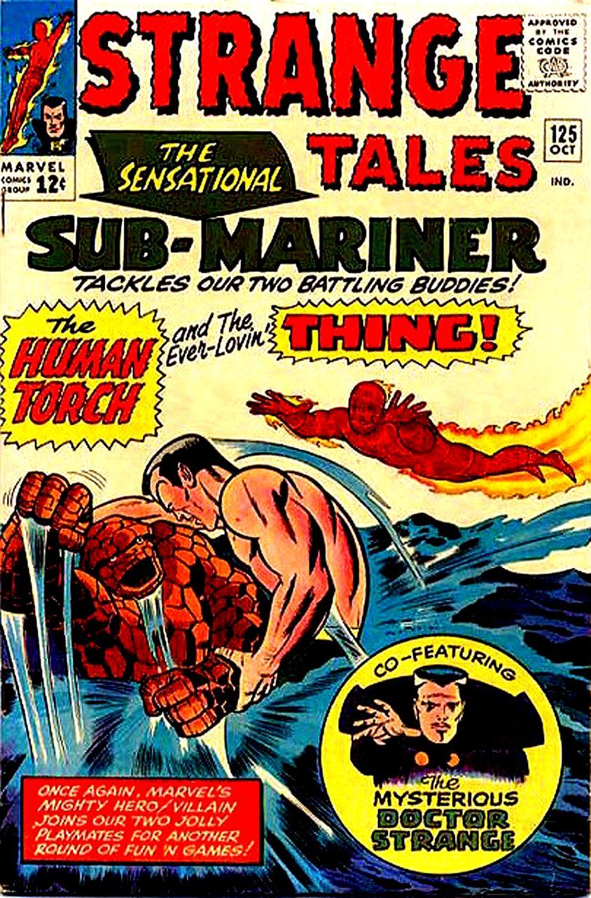 Strange Tales (1951) 125 Page 1