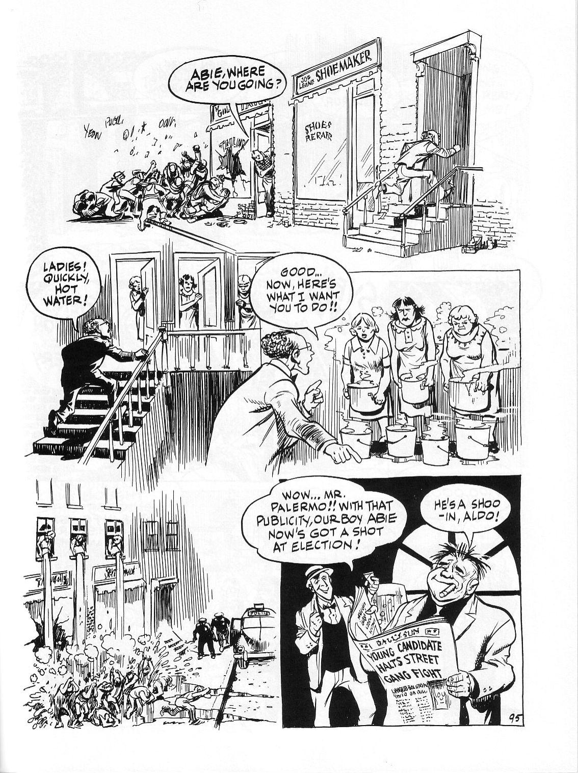 Read online Dropsie Avenue, The Neighborhood comic -  Issue # Full - 97