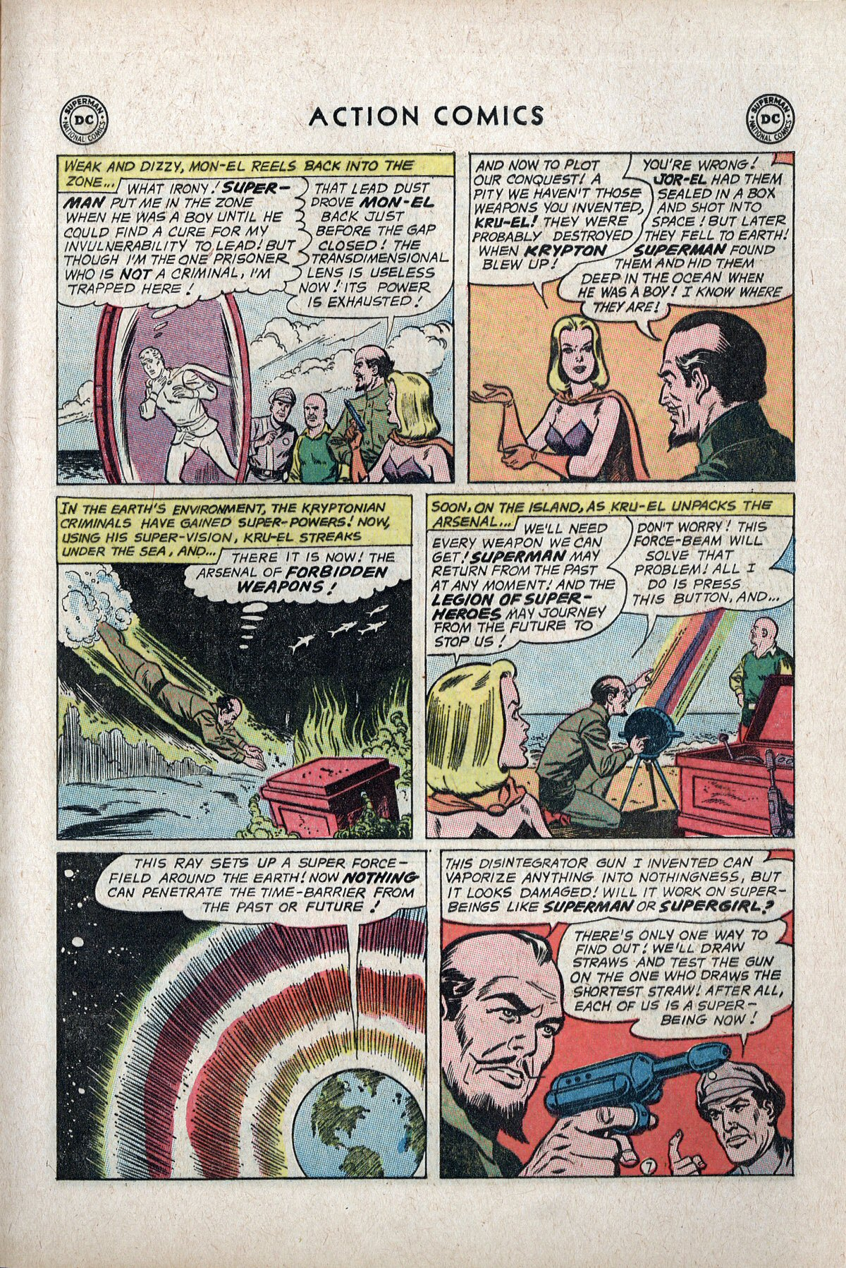 Read online Action Comics (1938) comic -  Issue #297 - 25
