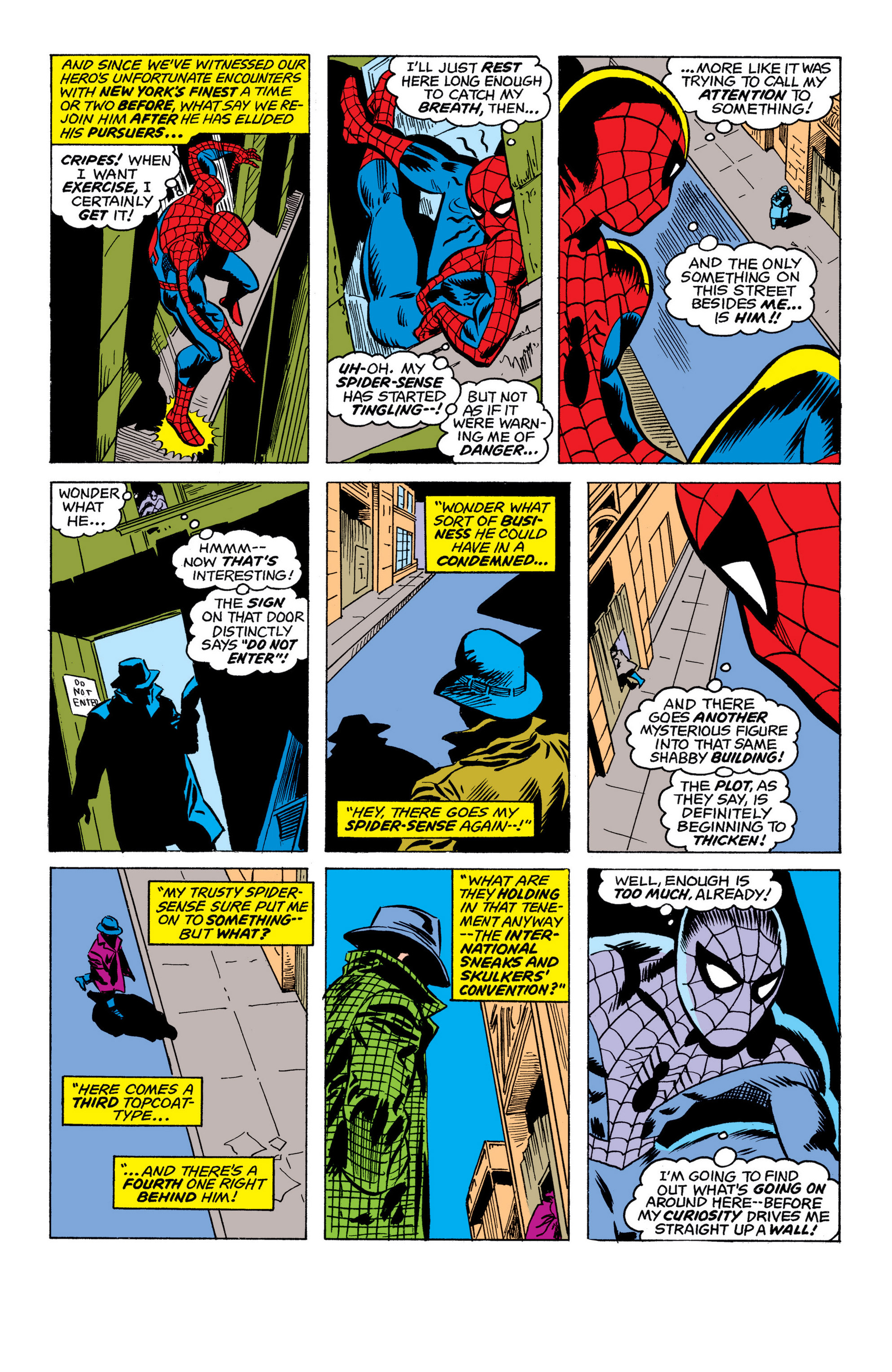 The Amazing Spider-Man (1963) 169 Page 11