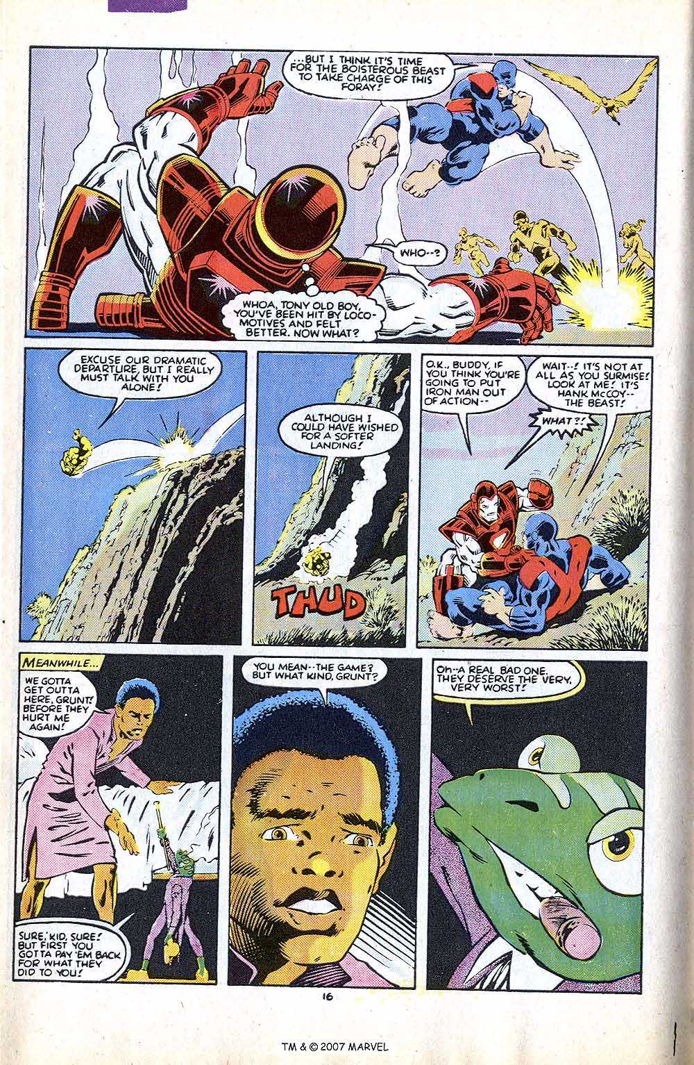 Iron Man Annual issue 8 - Page 22