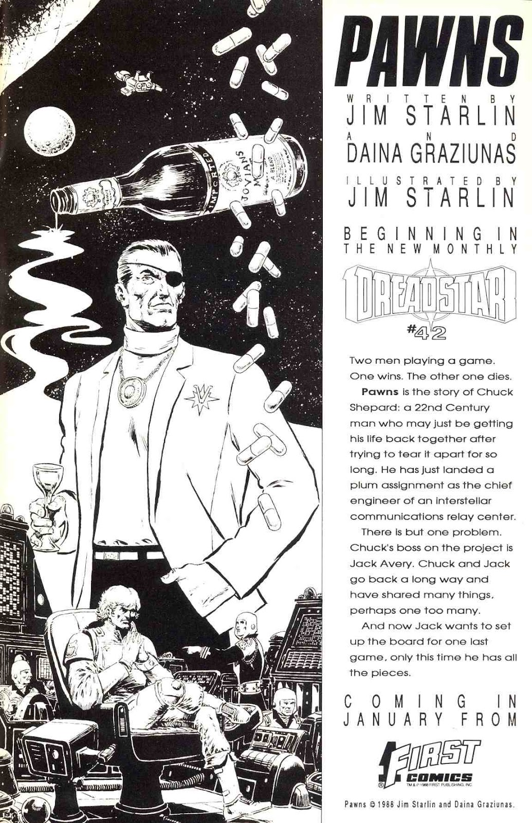 Howard Chaykin's American Flagg issue 12 - Page 35