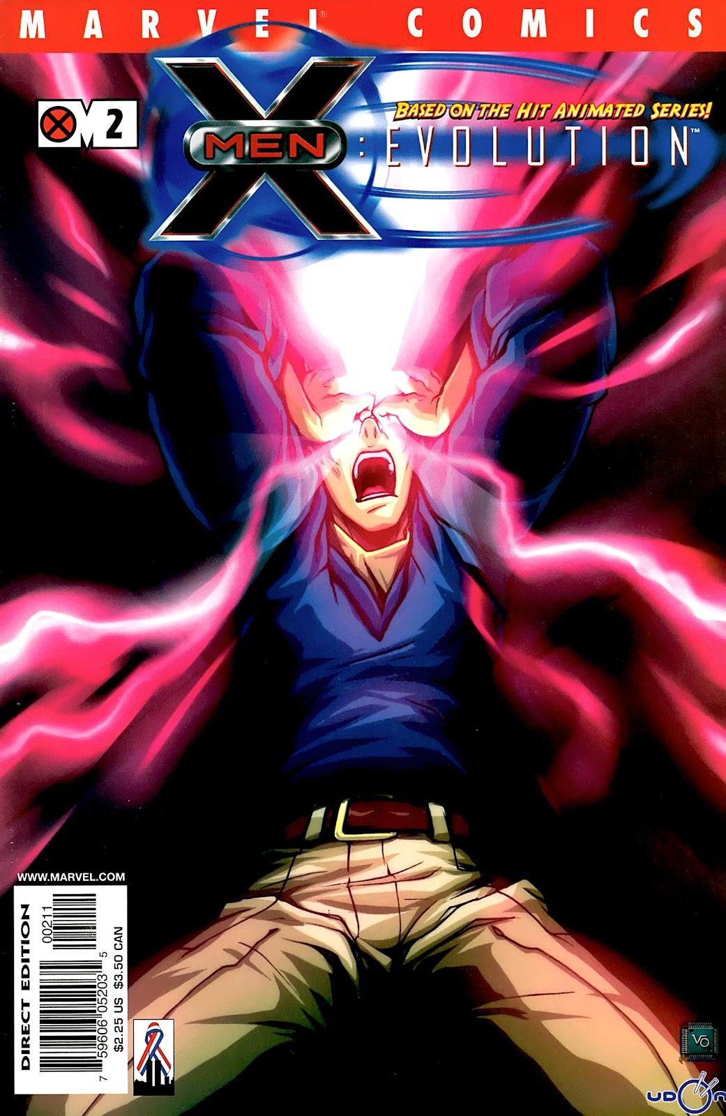X-Men: Evolution 2 Page 1