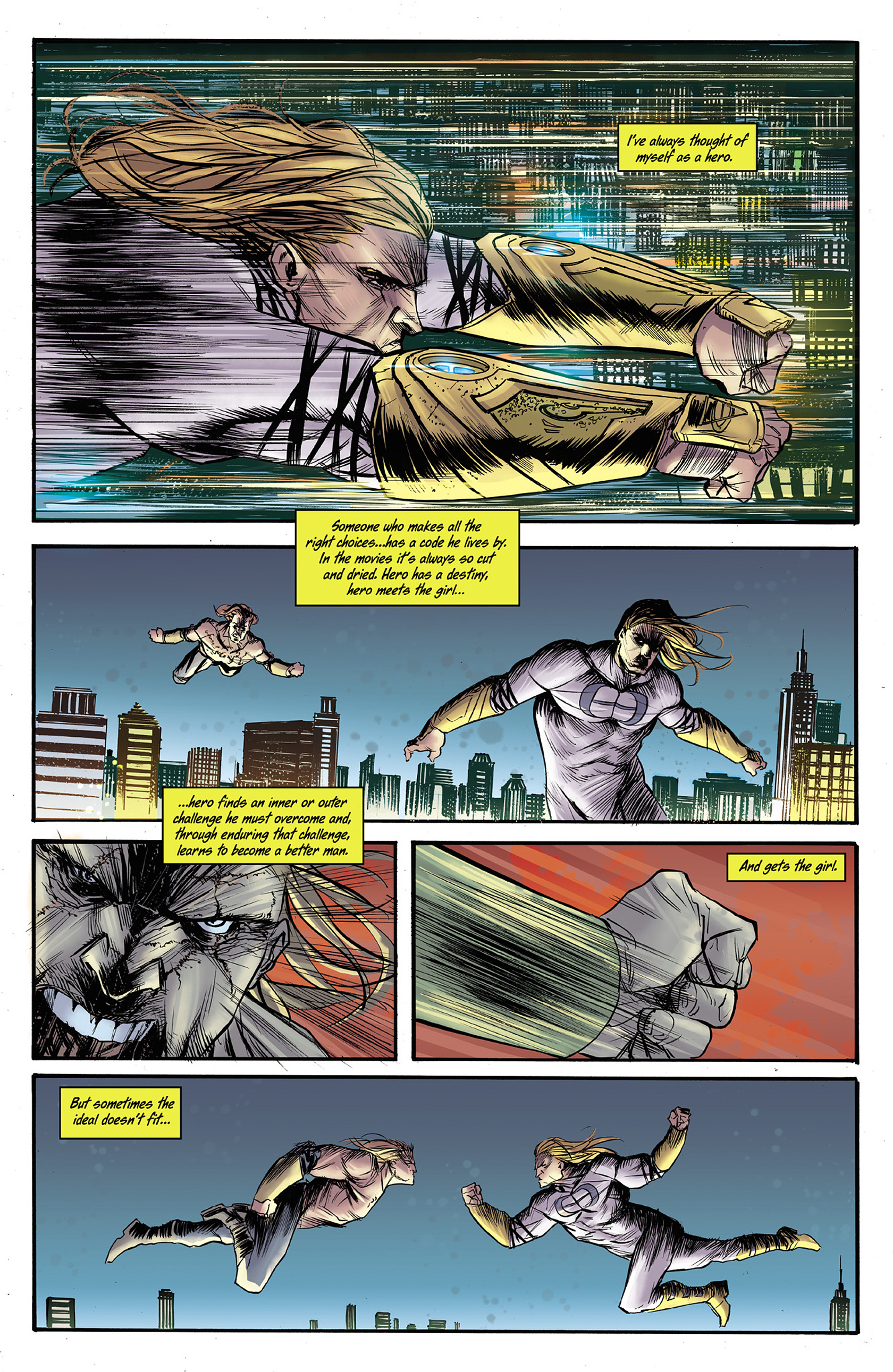 Read online Buzzkill comic -  Issue #4 - 17