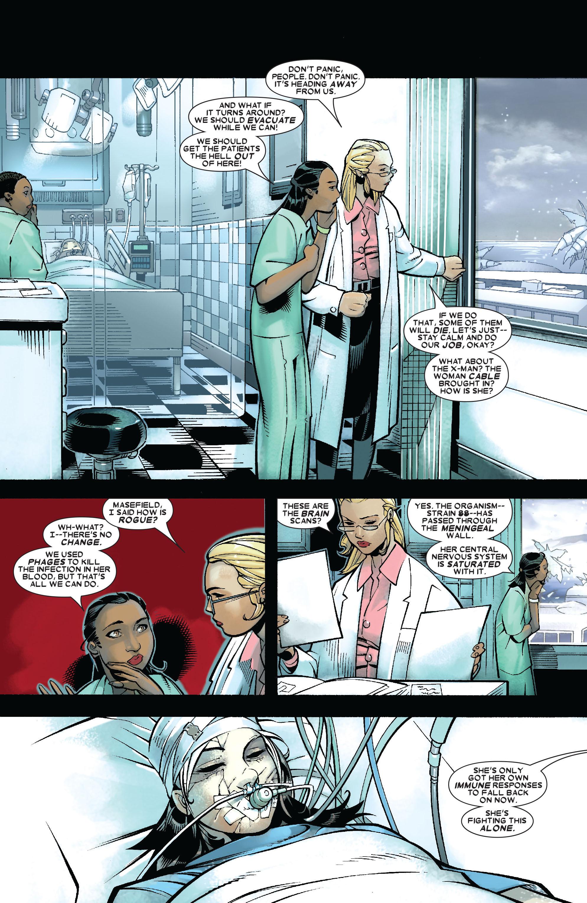 X-Men (1991) 198 Page 9