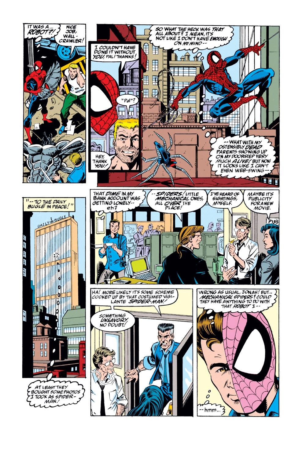 The Amazing Spider-Man (1963) 368 Page 5
