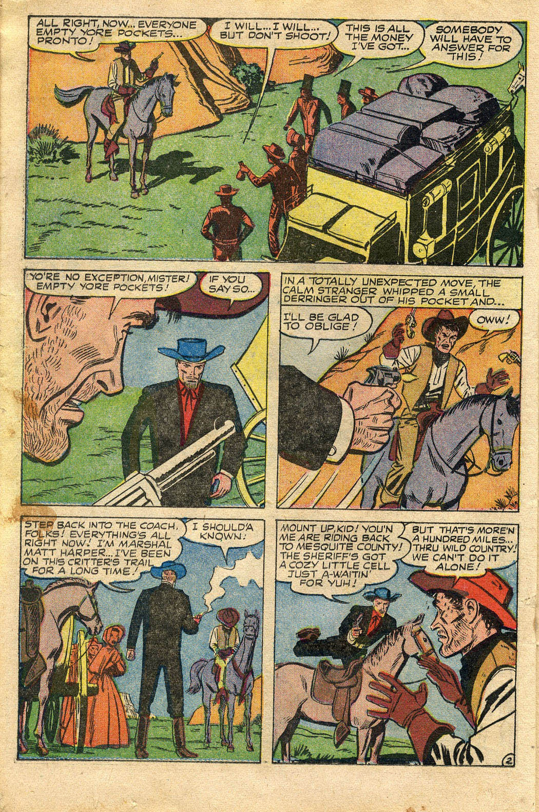 Read online Two-Gun Kid comic -  Issue #33 - 22