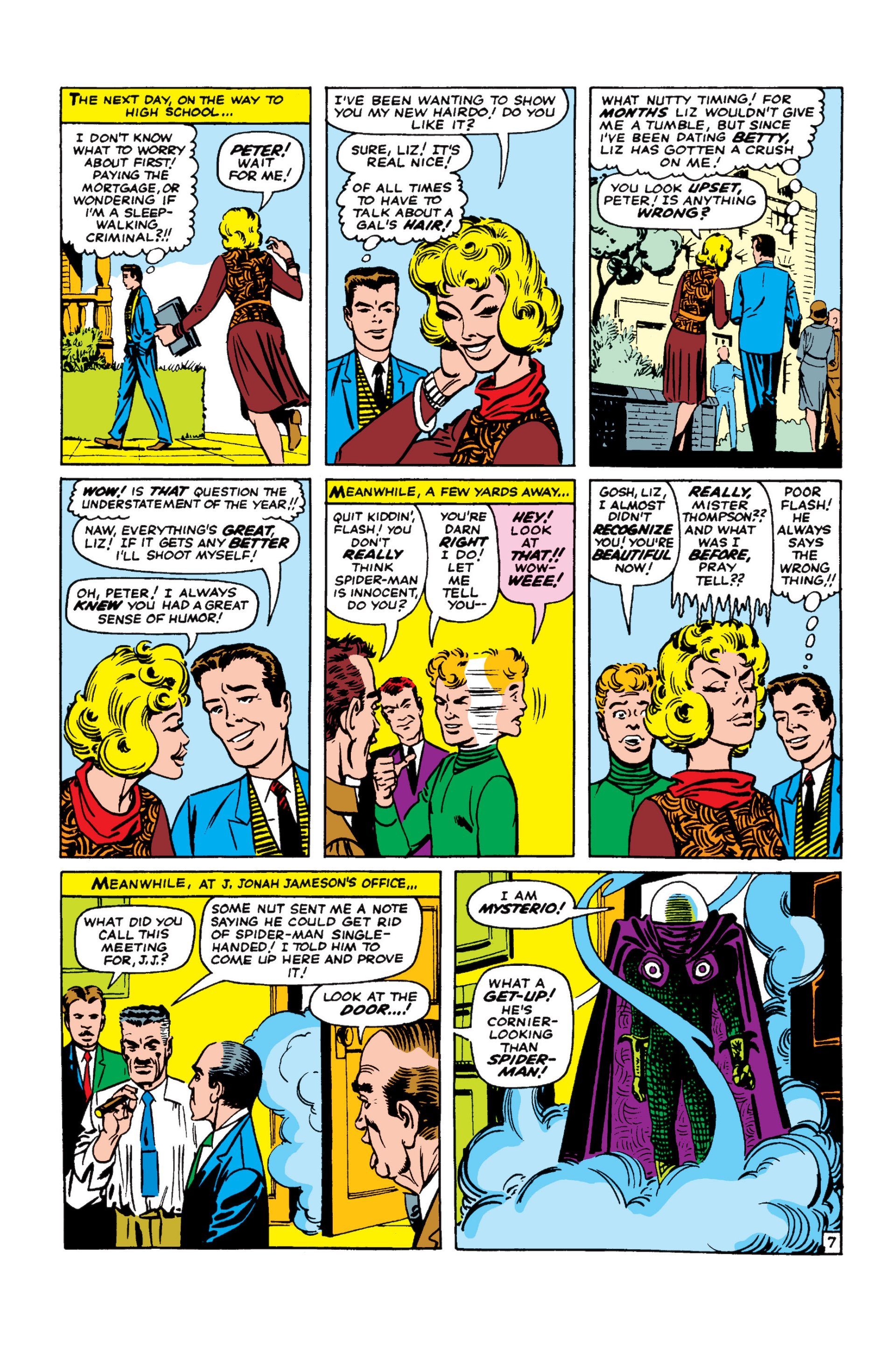 The Amazing Spider-Man (1963) 13 Page 7