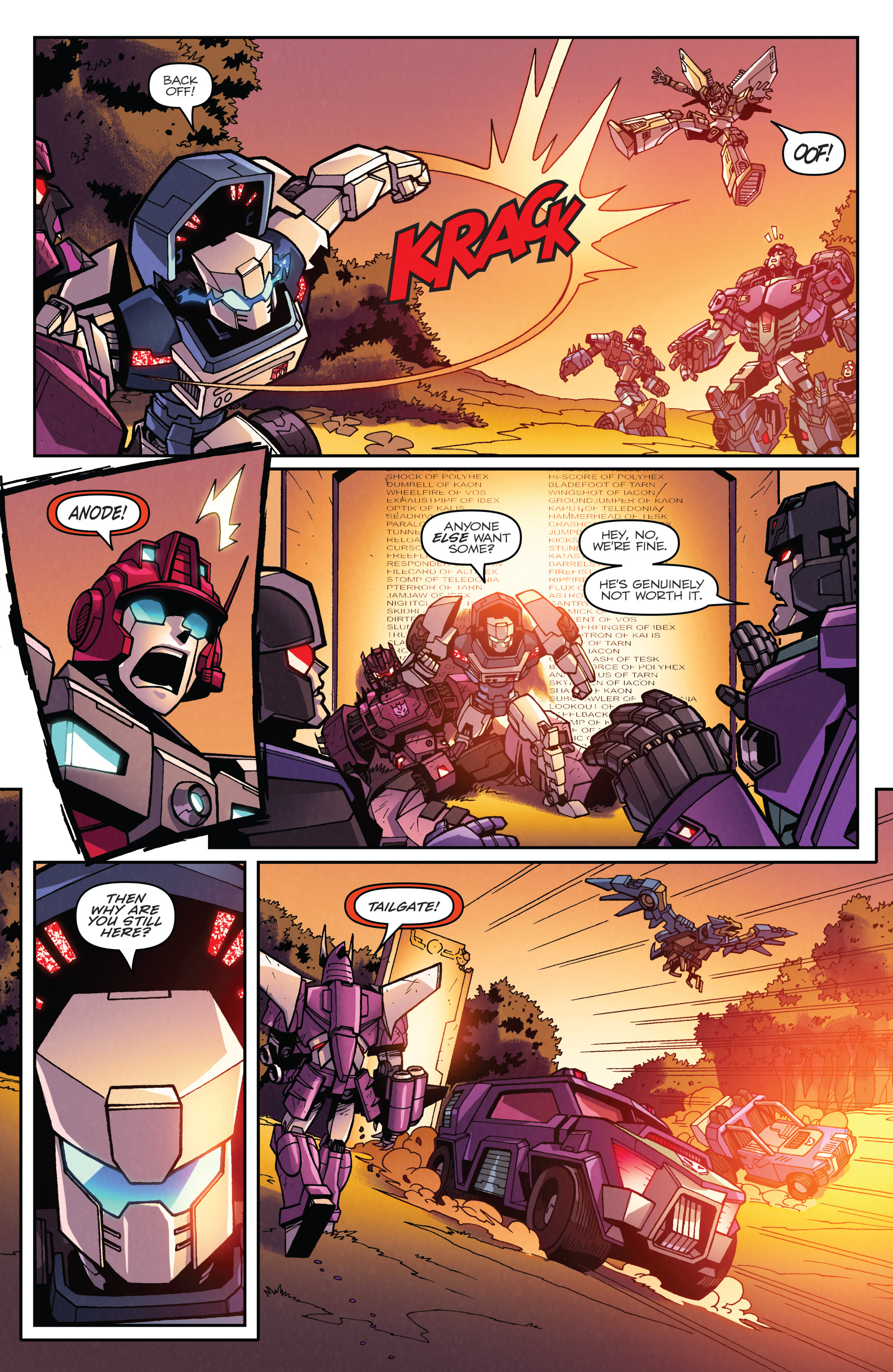 Read online Transformers: Lost Light comic -  Issue #2 - 12