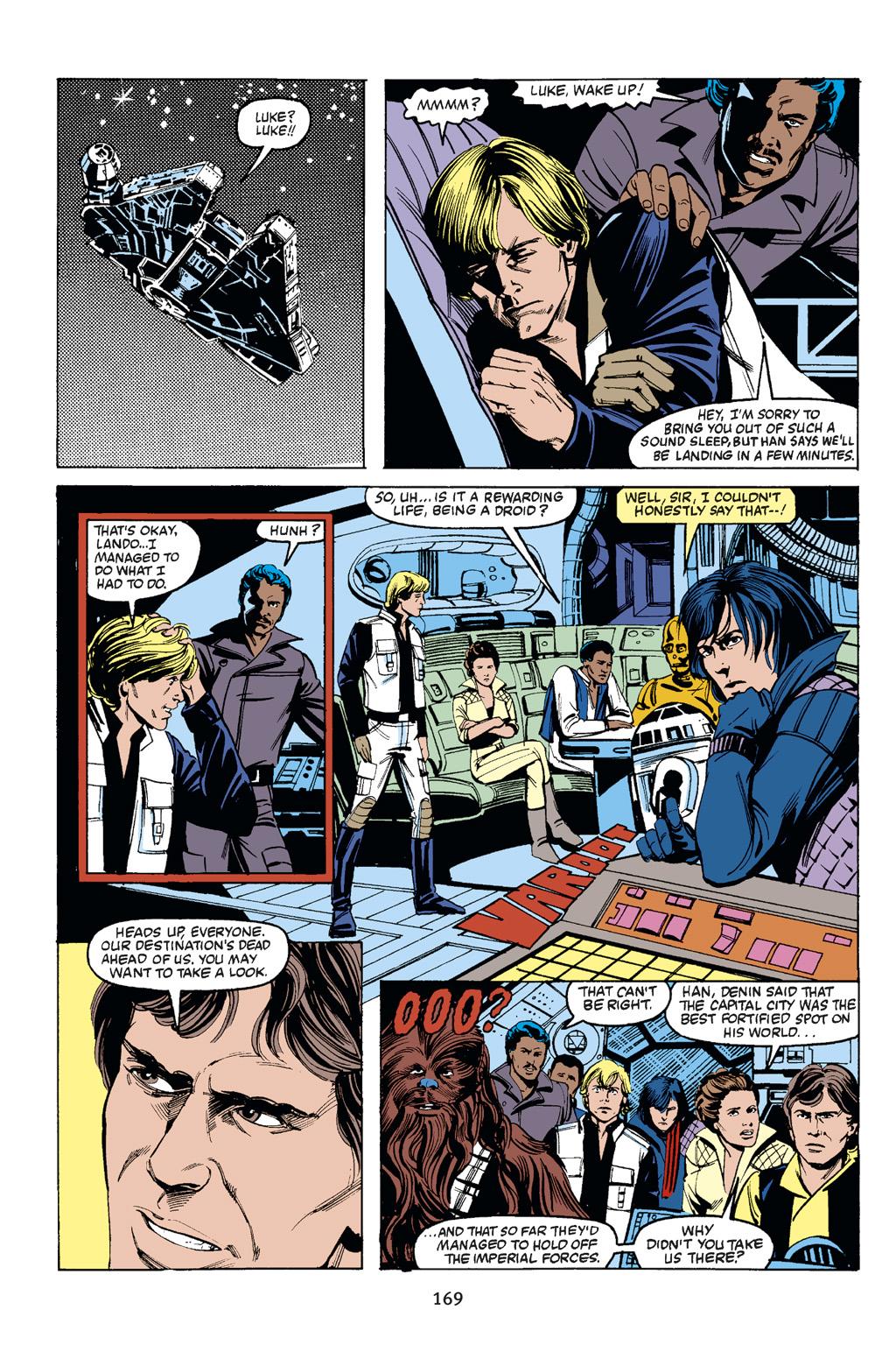 Read online Star Wars Omnibus comic -  Issue # Vol. 21 - 162