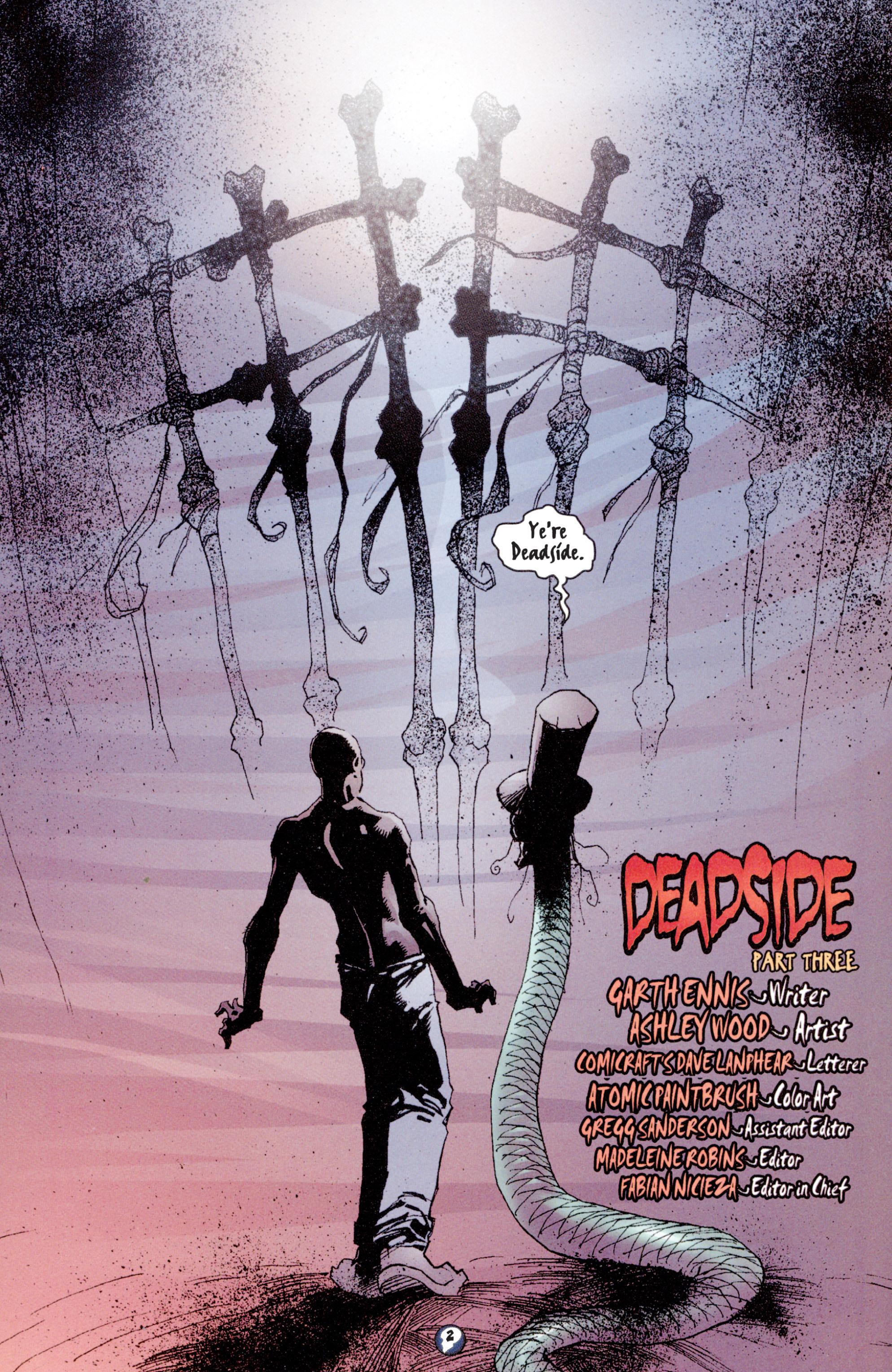 Read online Shadowman (1997) comic -  Issue #3 - 3
