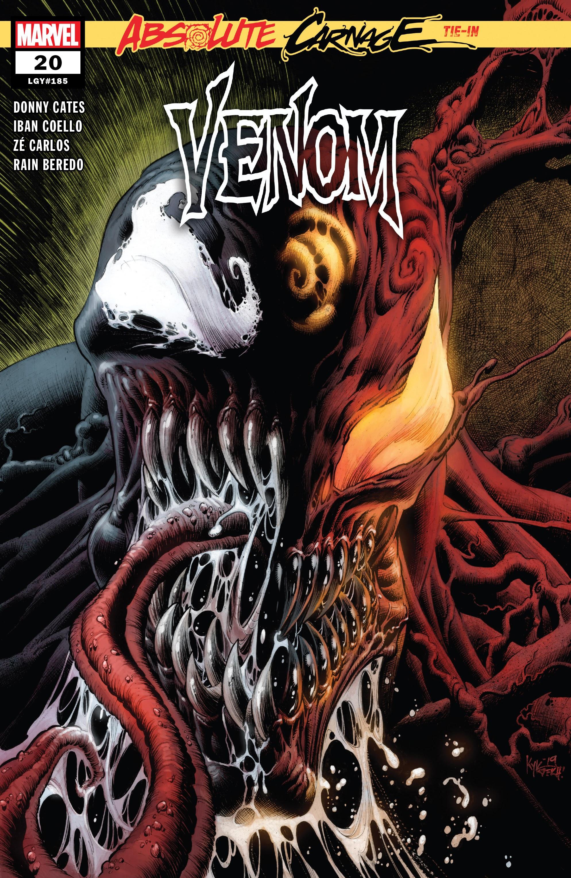 Venom (2018) 20 Page 1