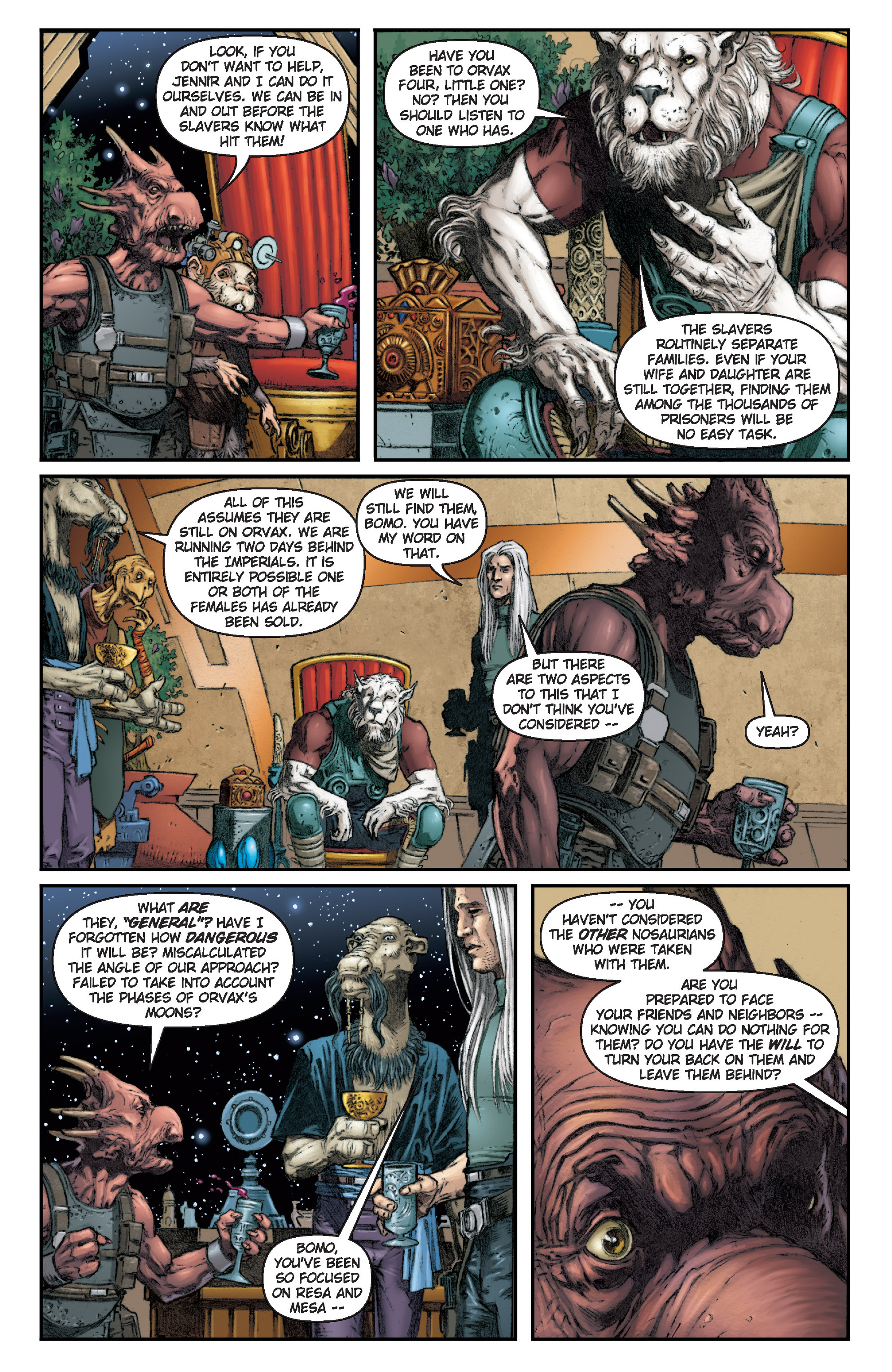 Read online Star Wars Omnibus comic -  Issue # Vol. 31 - 104