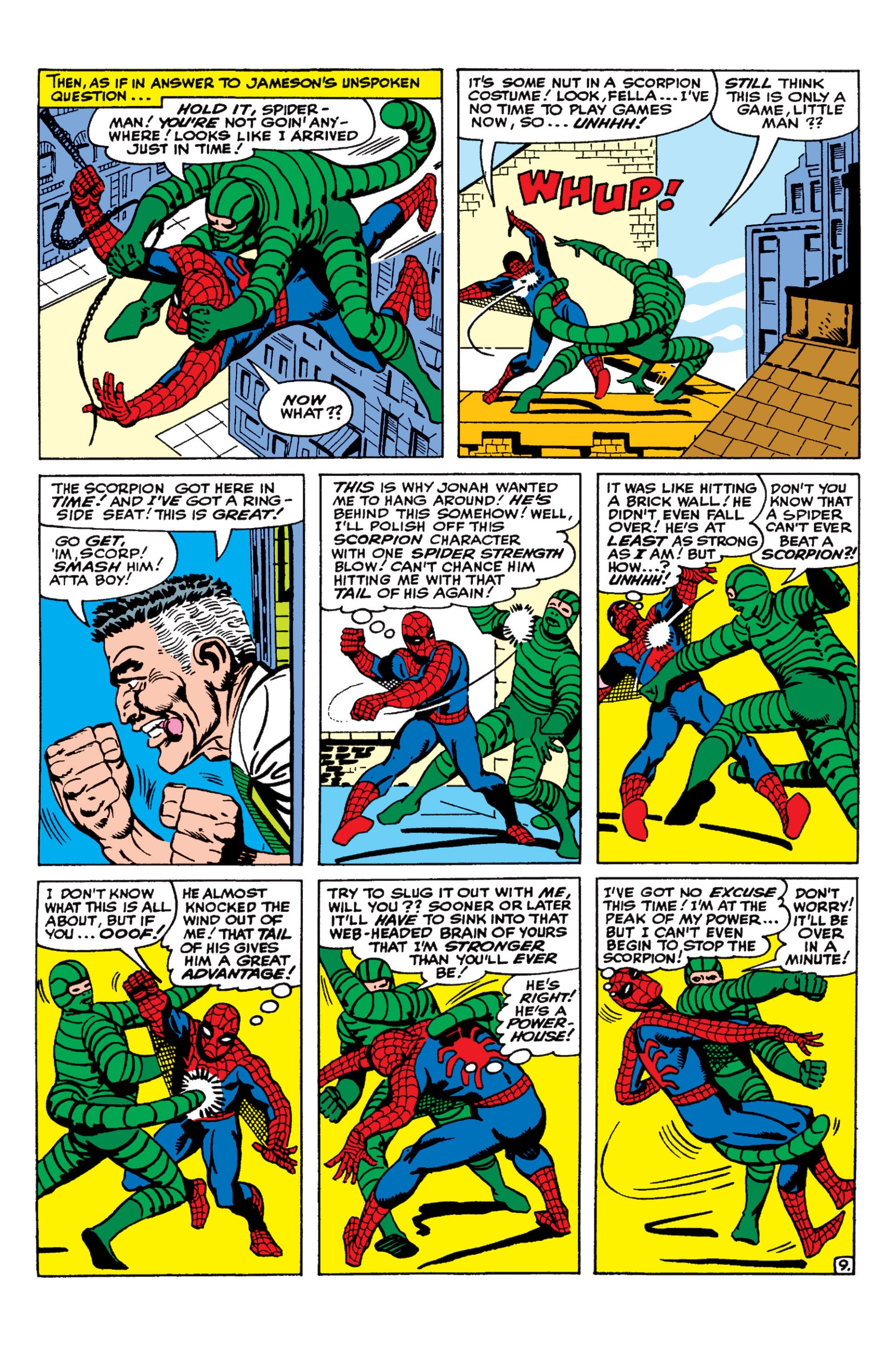 The Amazing Spider-Man (1963) 20 Page 9