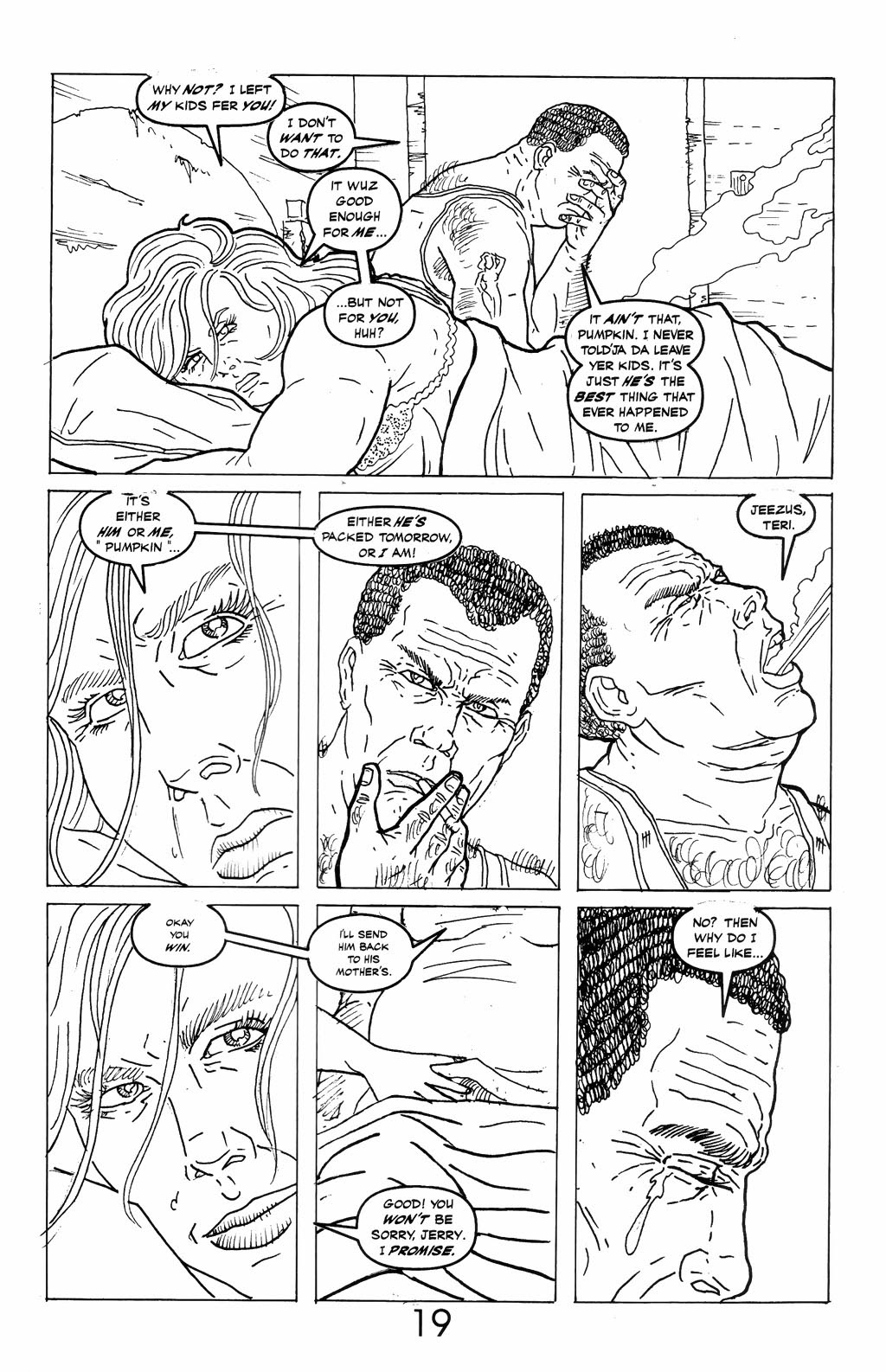 Read online A Touch of Silver comic -  Issue #6 - 21