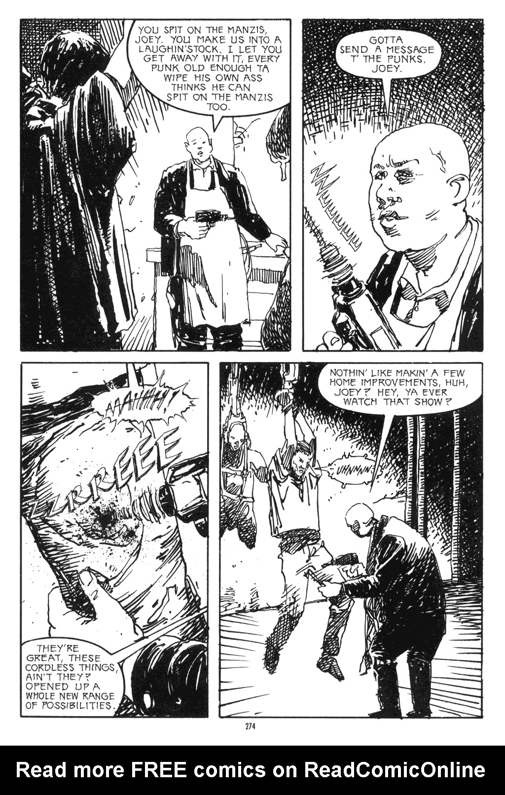 Read online A History of Violence comic -  Issue #A History of Violence Full - 287