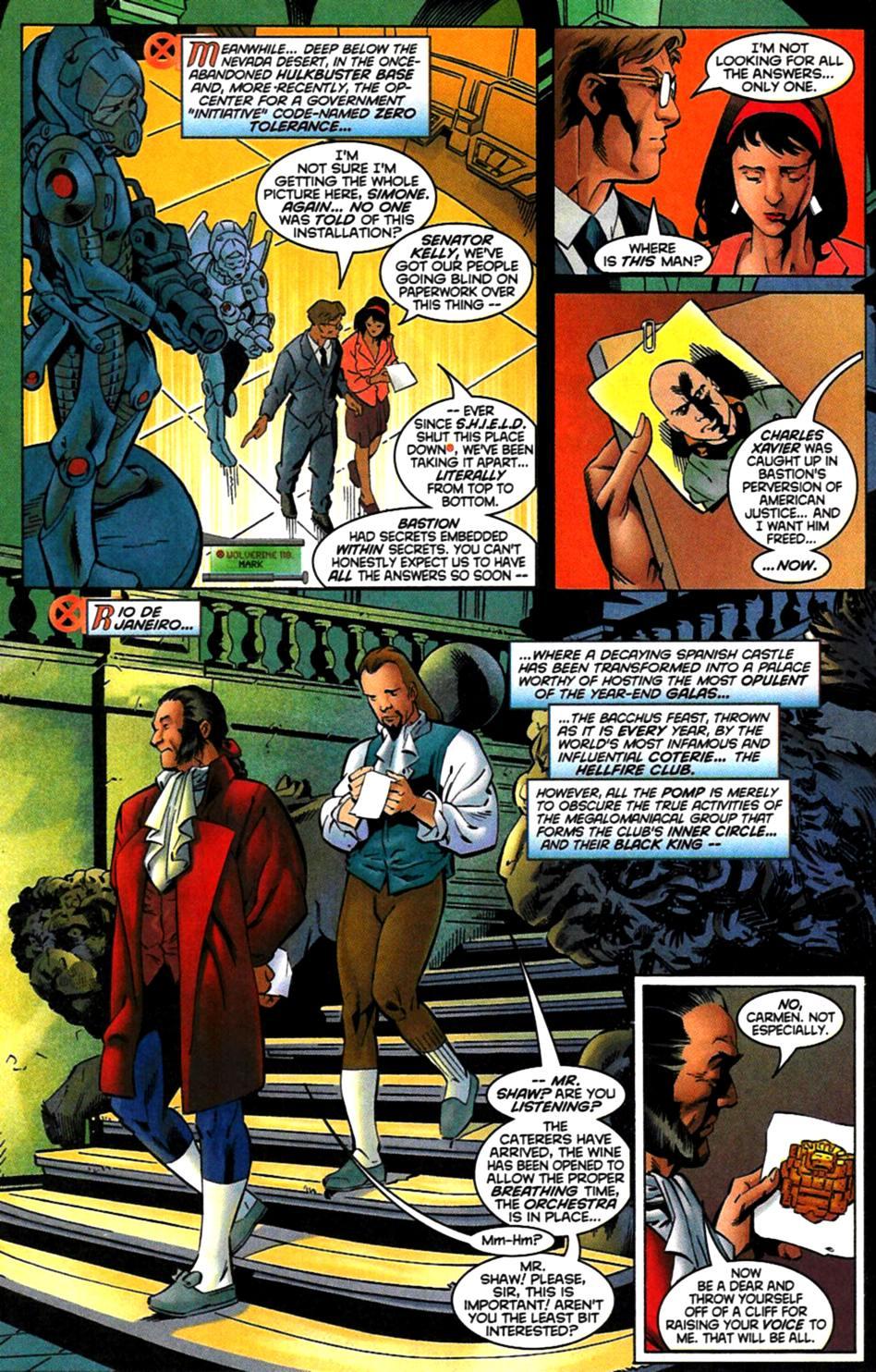 X-Men (1991) 73 Page 5