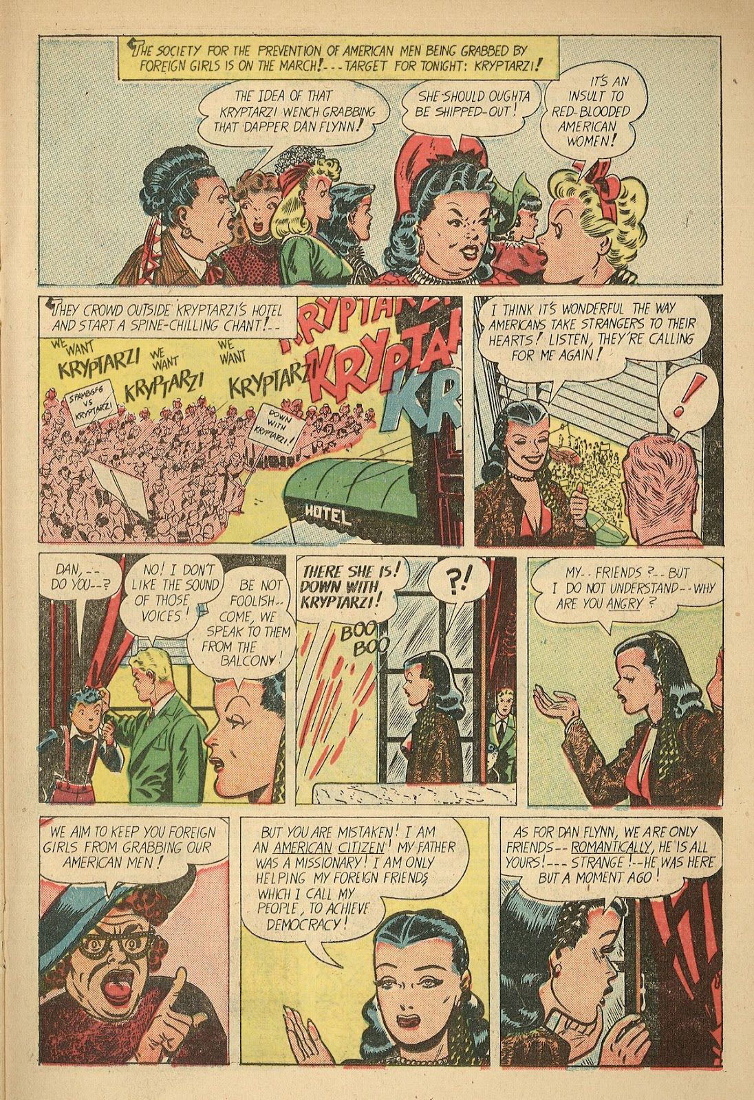 Read online Famous Funnies comic -  Issue #208 - 23