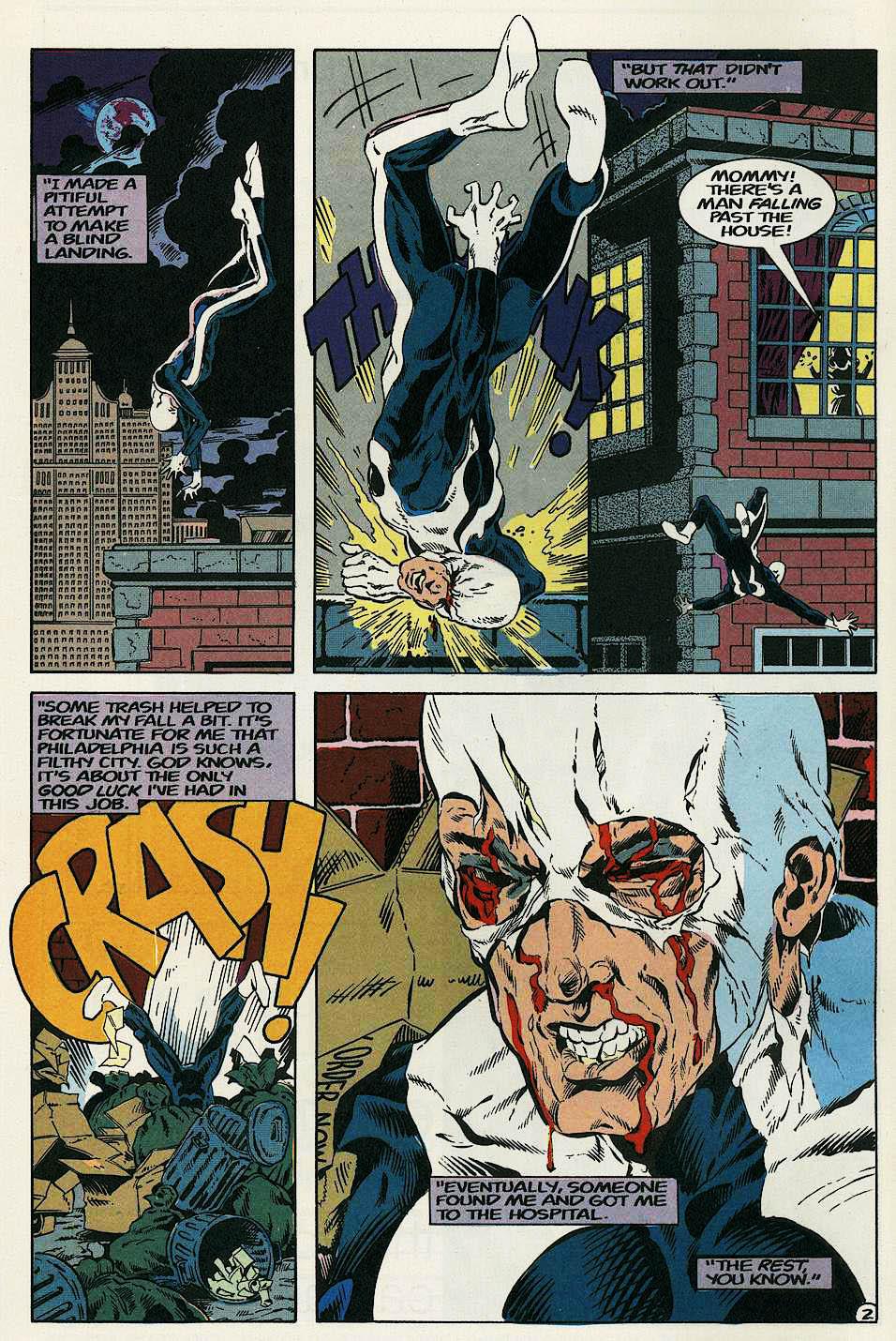 Elementals (1984) issue 17 - Page 4