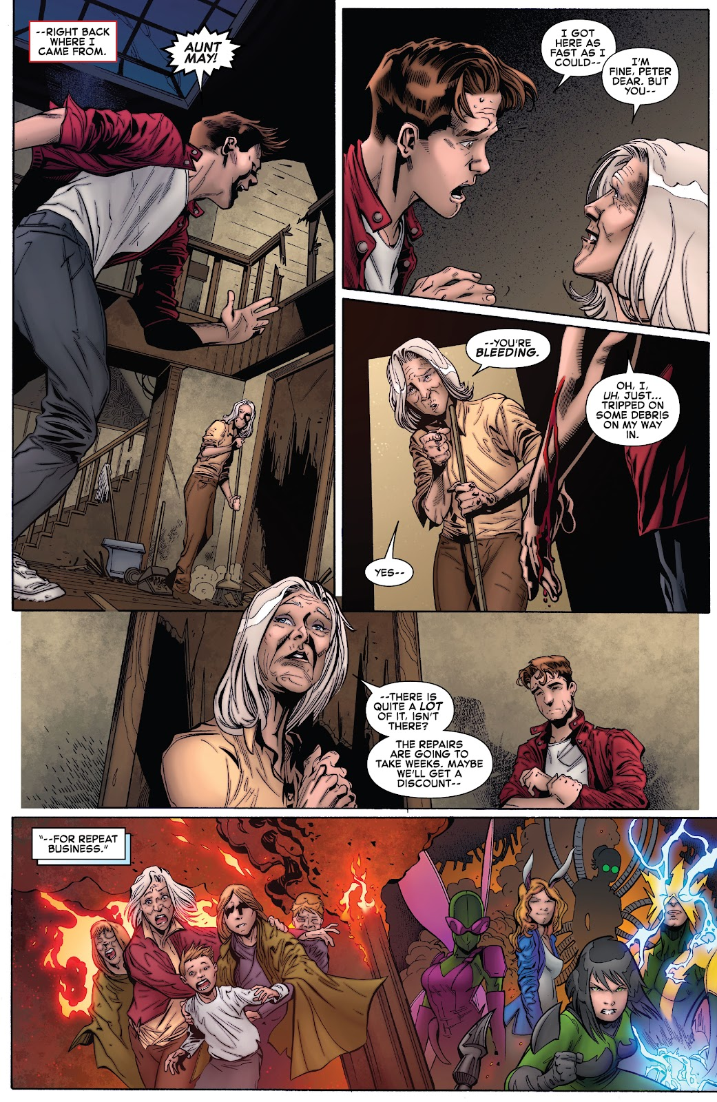 The Amazing Spider-Man (2018) issue 59 - Page 15