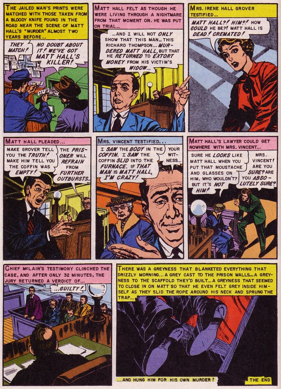 Read online Shock SuspenStories comic -  Issue #18 - 15